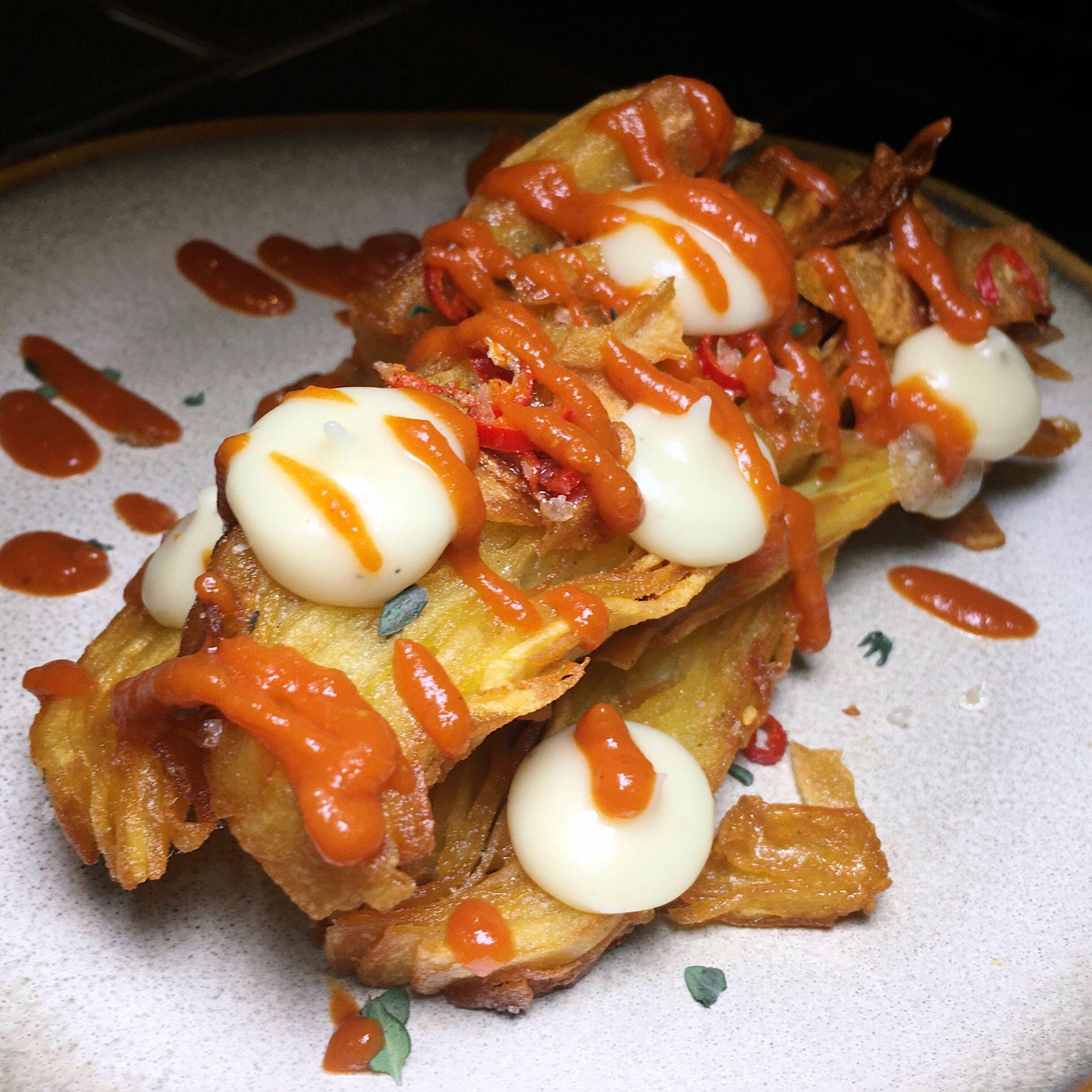 Dehesa Bravas Potatoes - Dehesa Singapore