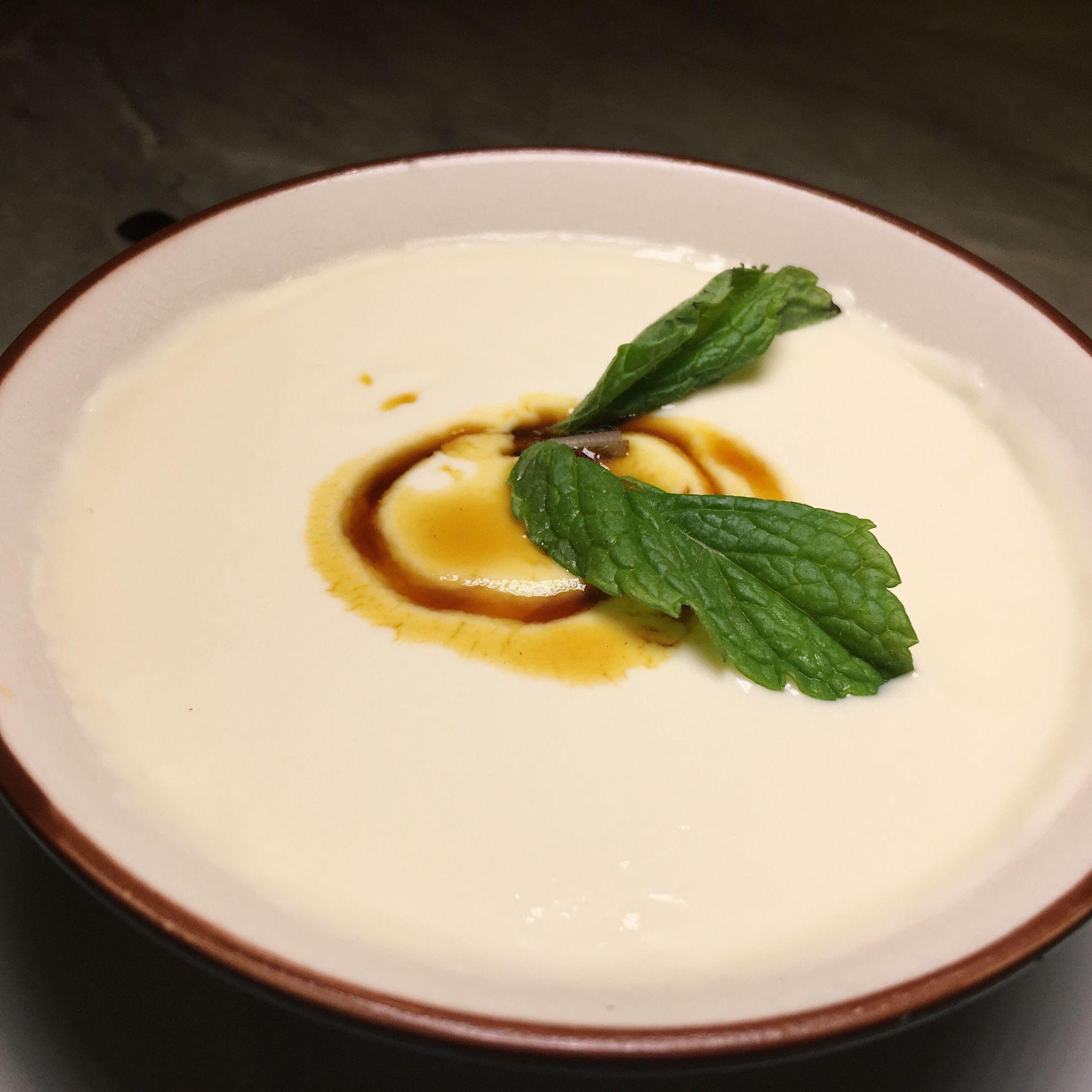 Baked Custard with Gula Melaka - Folklore