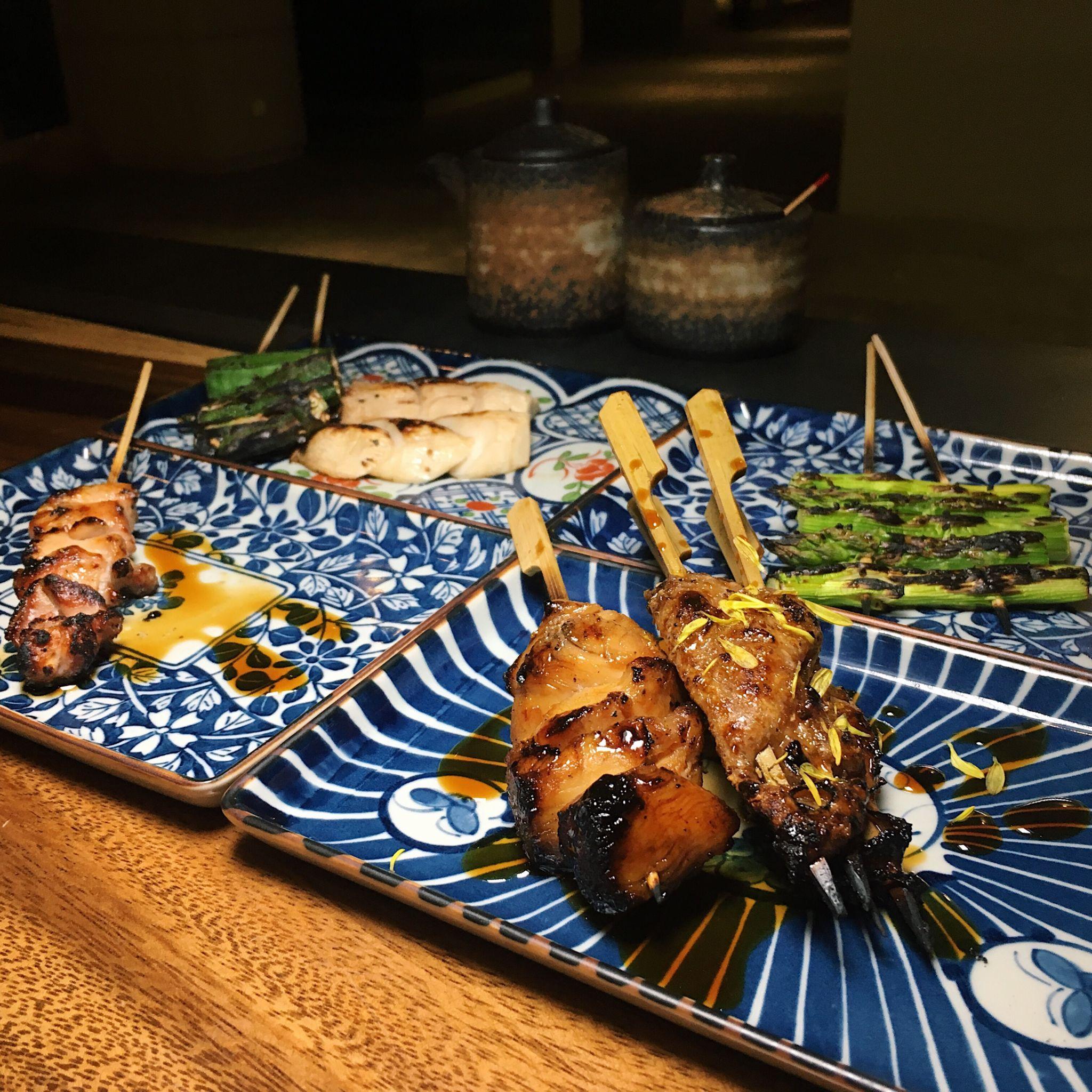 Kushiyaki - Kimoto Gastro Bar