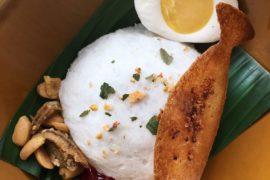 Nasi Lemak - Non Entree Desserts