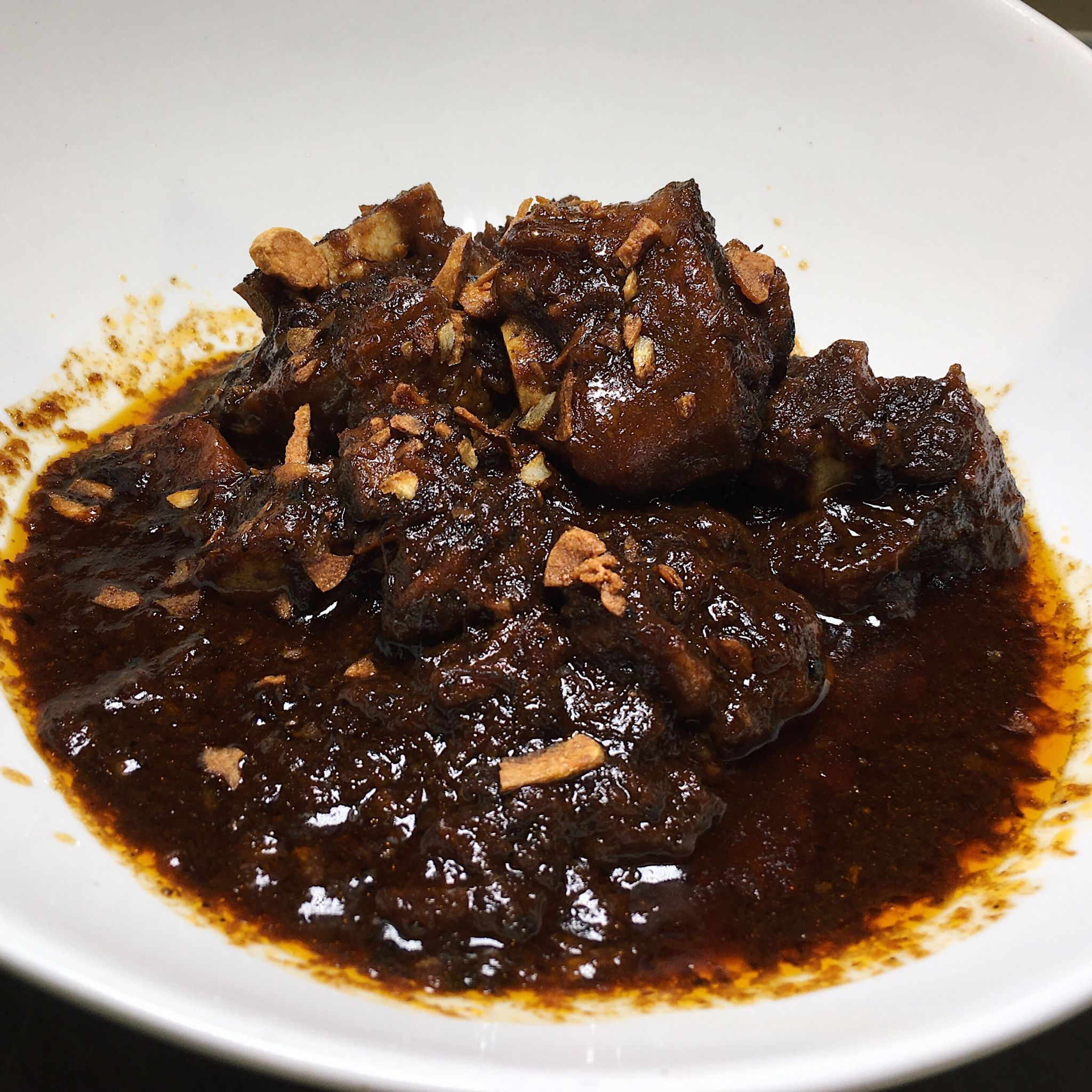 Oxtail Stew - Folklore
