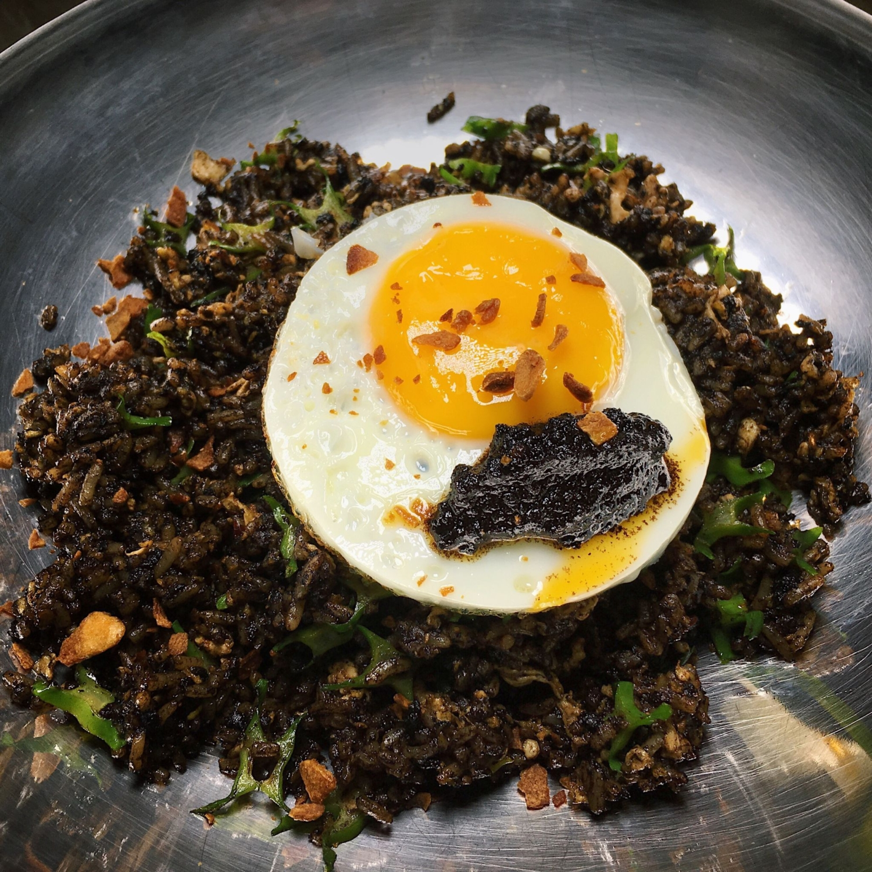 Sambal Buah Keluak Fried Rice - Folklore
