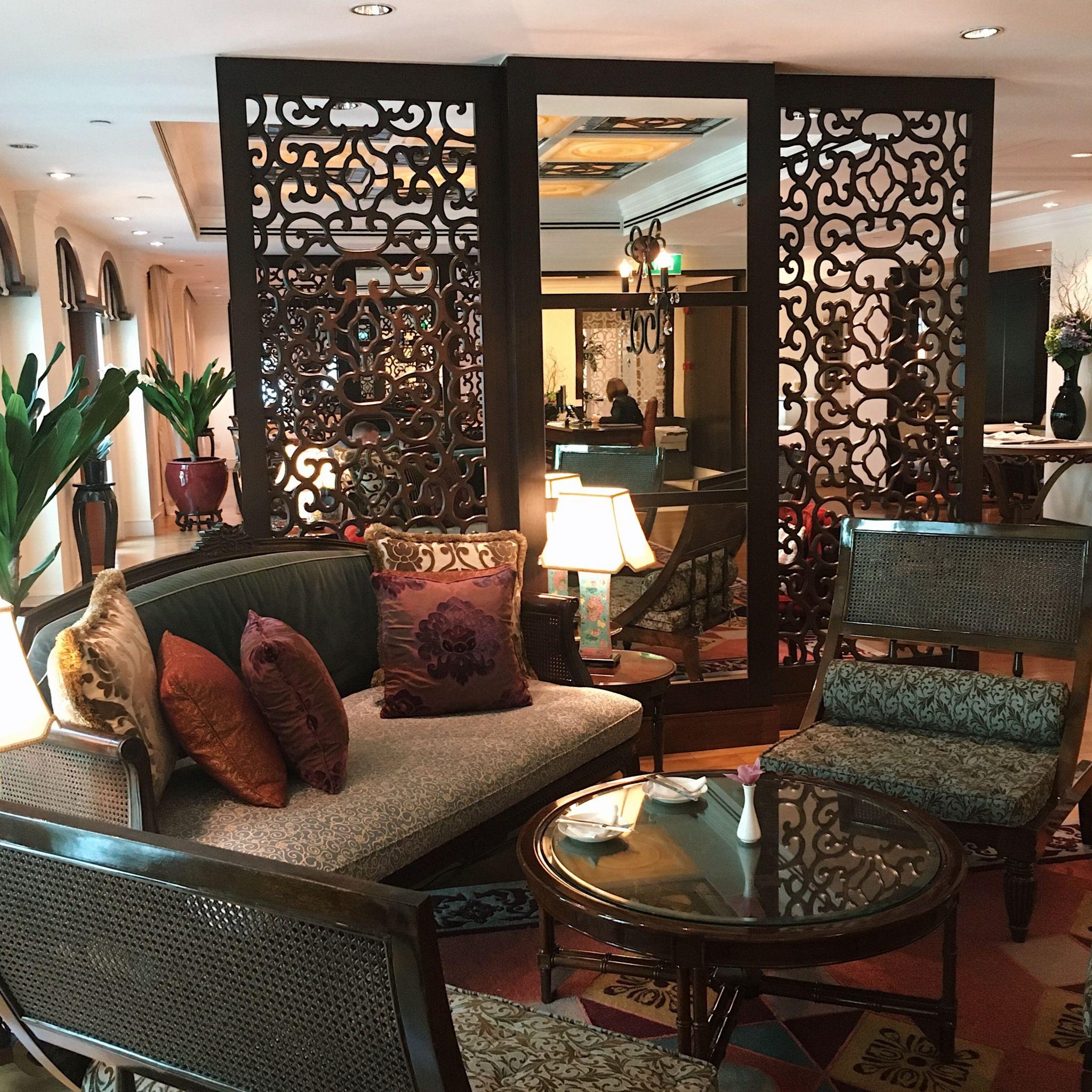 Afternoon High Tea - Club InterContinental Lounge