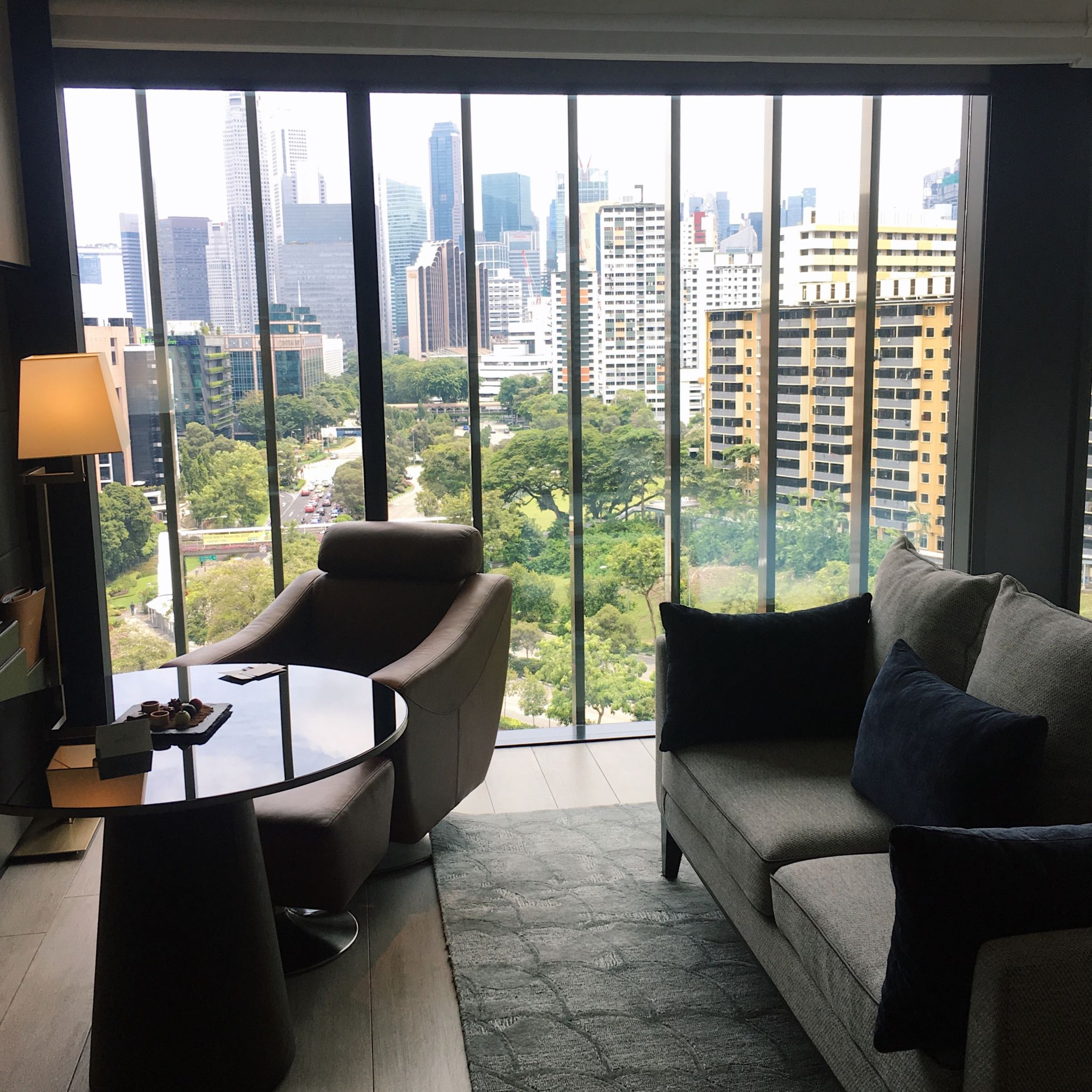 Quayside Suite - InterContinental Singapore Robertson Quay
