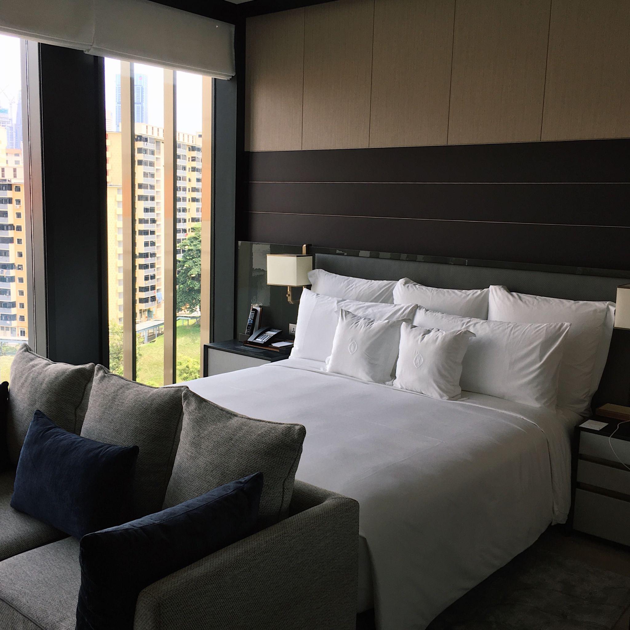 Quayside Suite - InterContinental Singapore Robertson Quay