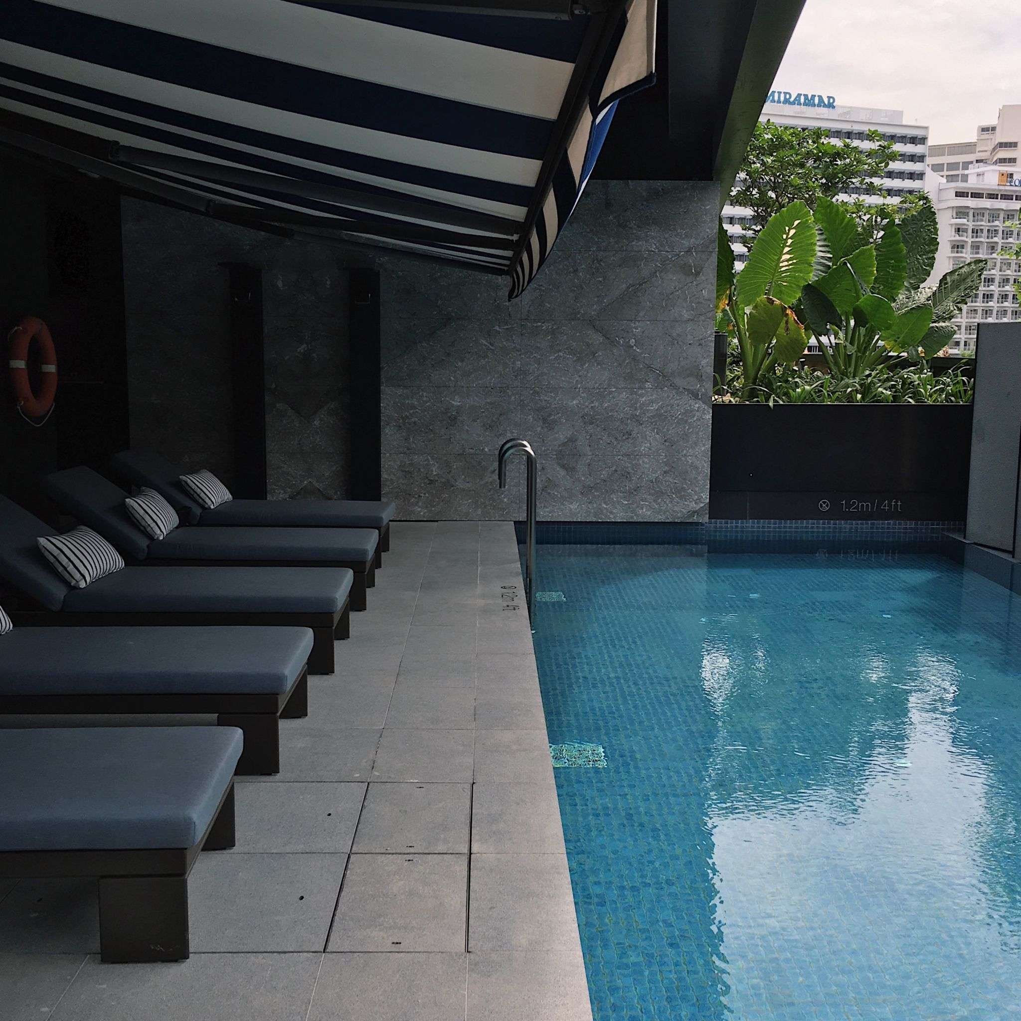 Pool - InterContinental Singapore Robertson Quay