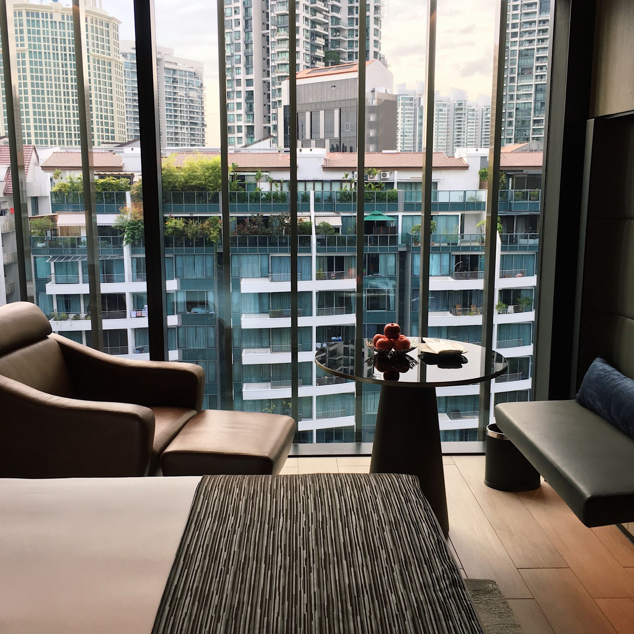 Club Studio - InterContinental Singapore Robertson Quay