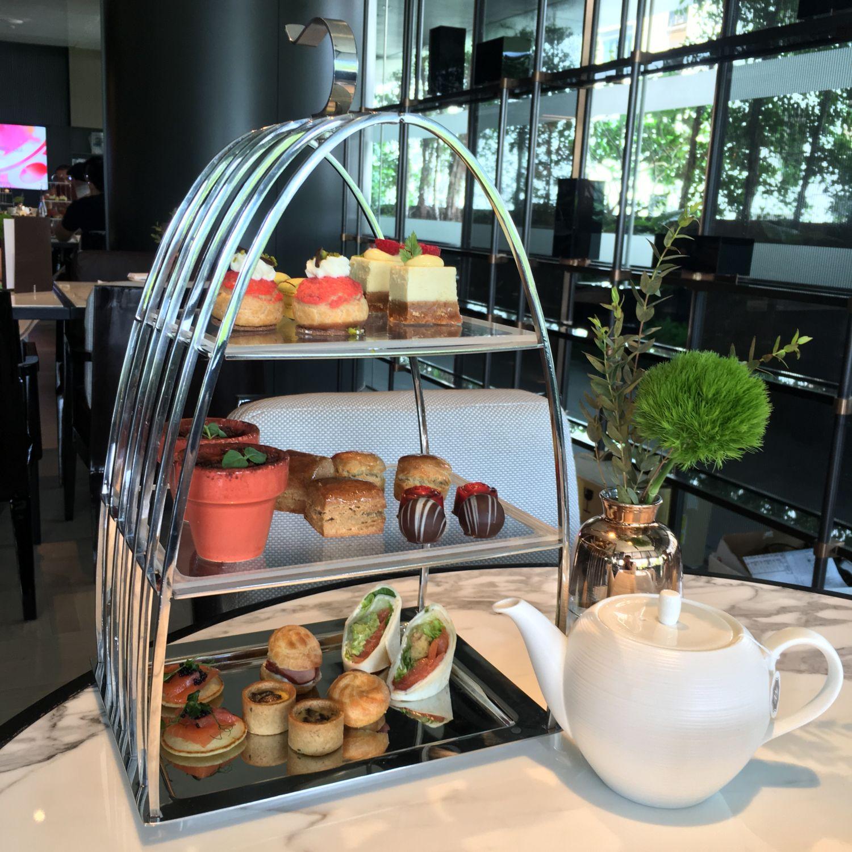 Club InterContinental Lounge - InterContinental Singapore Robertson Quay
