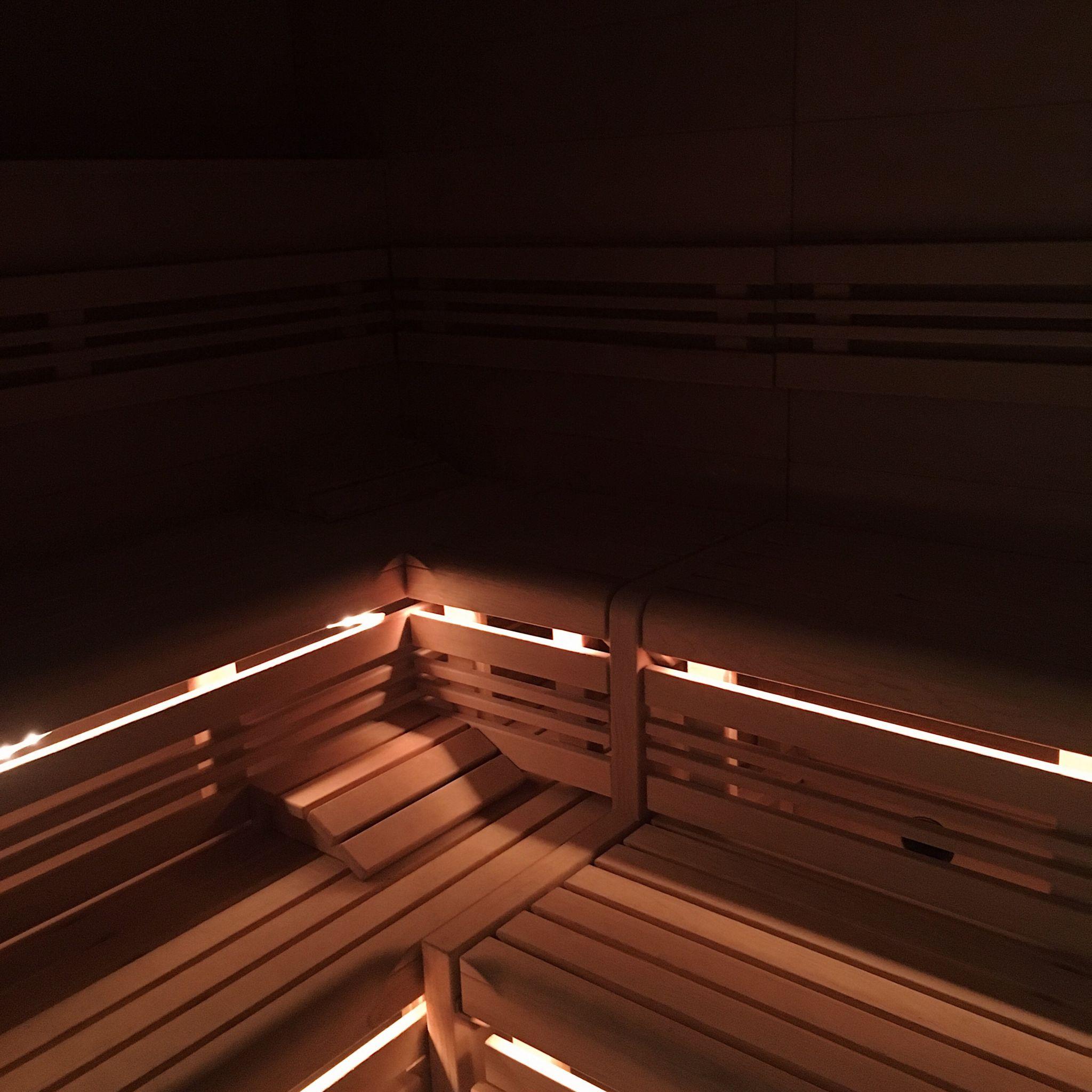 Sauna - Andaz Singapore