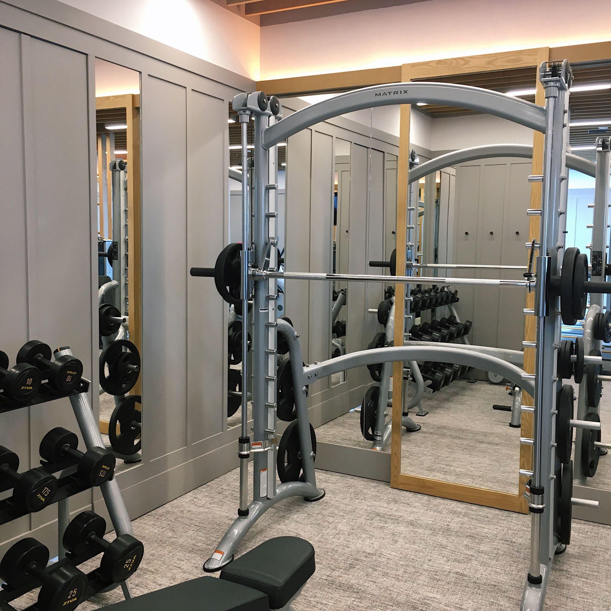 Gym - Andaz Singapore