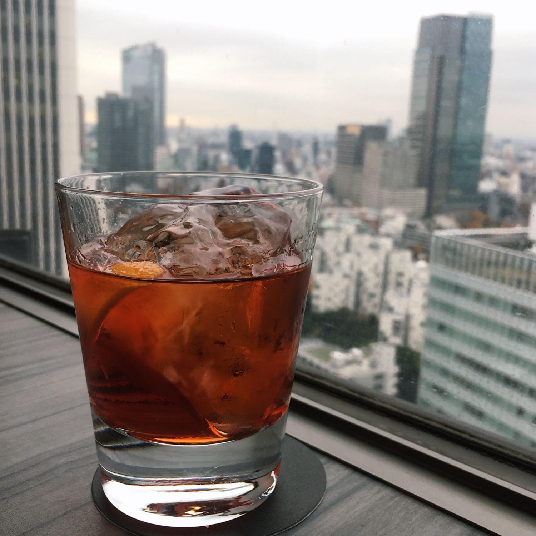 Mixx Bar & Lounge - ANA InterContinental Tokyo