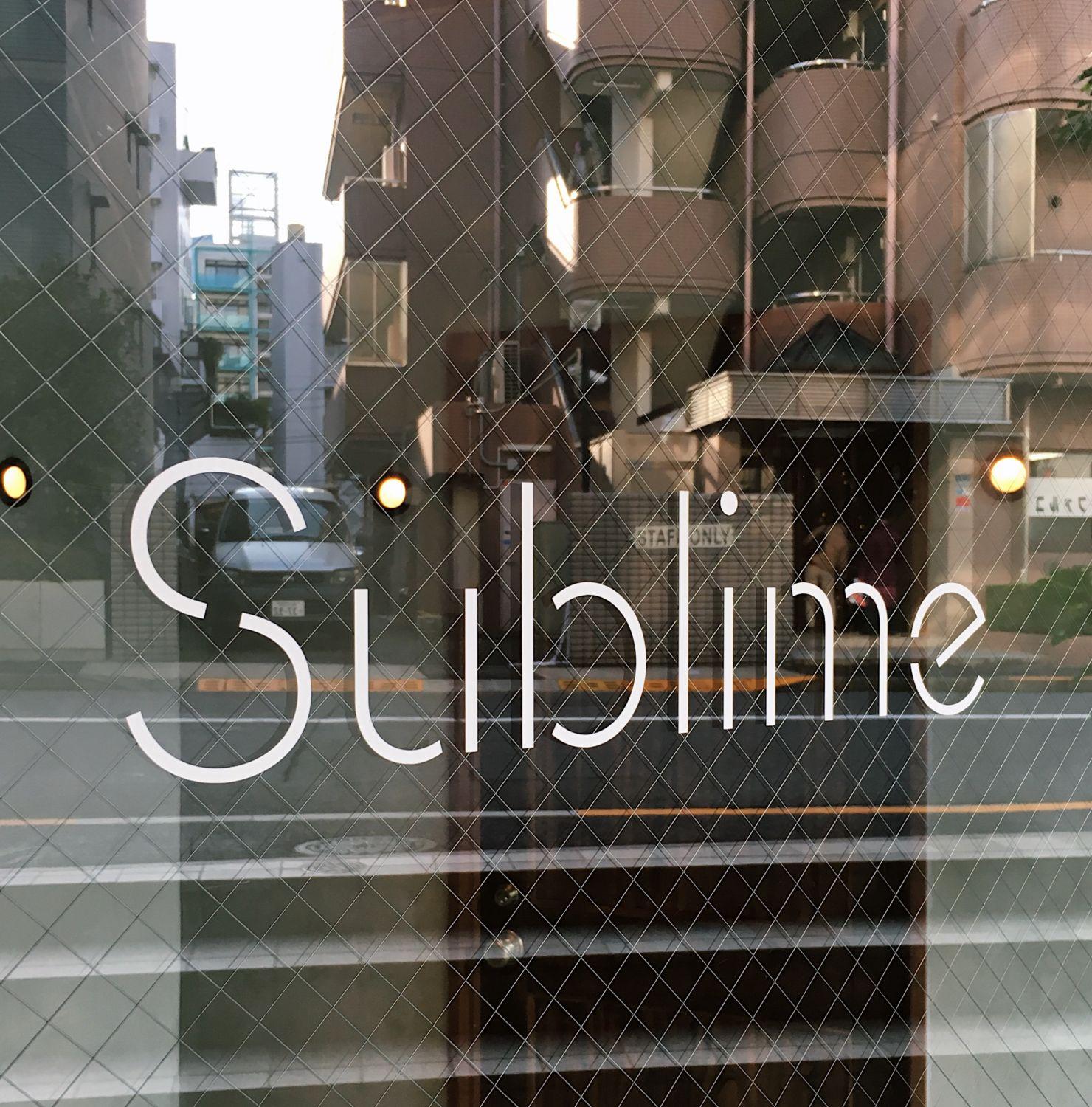 Sublime Tokyo