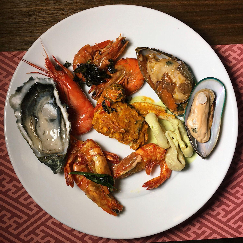 Amari Johor Bahru - Amaya Food Gallery