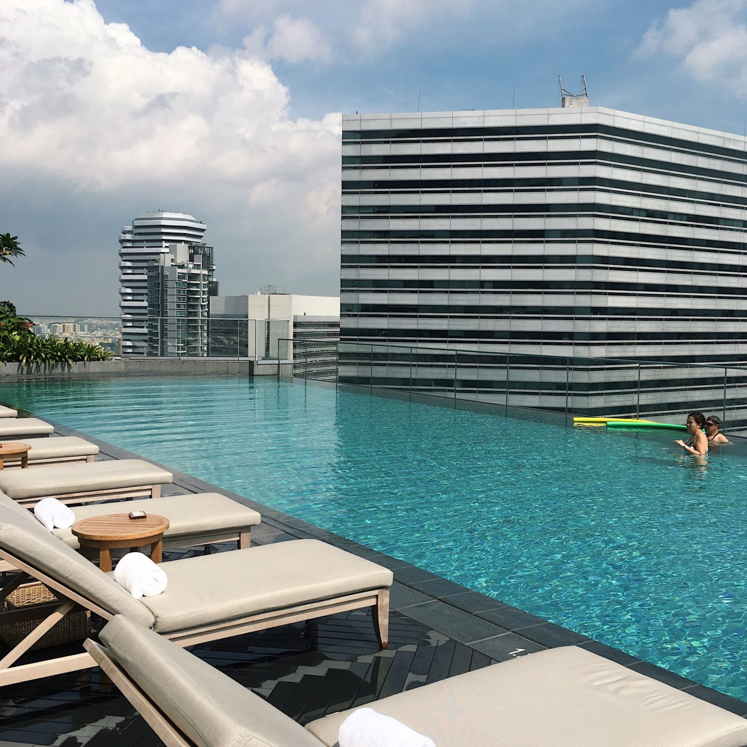 Swimming Pool - Andaz Singapore