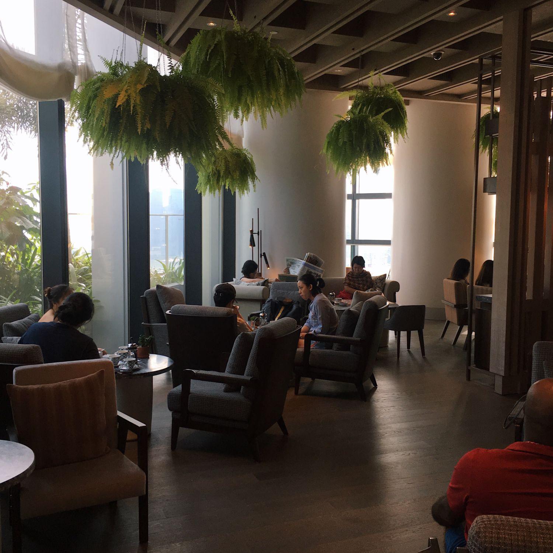 Sunroom - Andaz Singapore