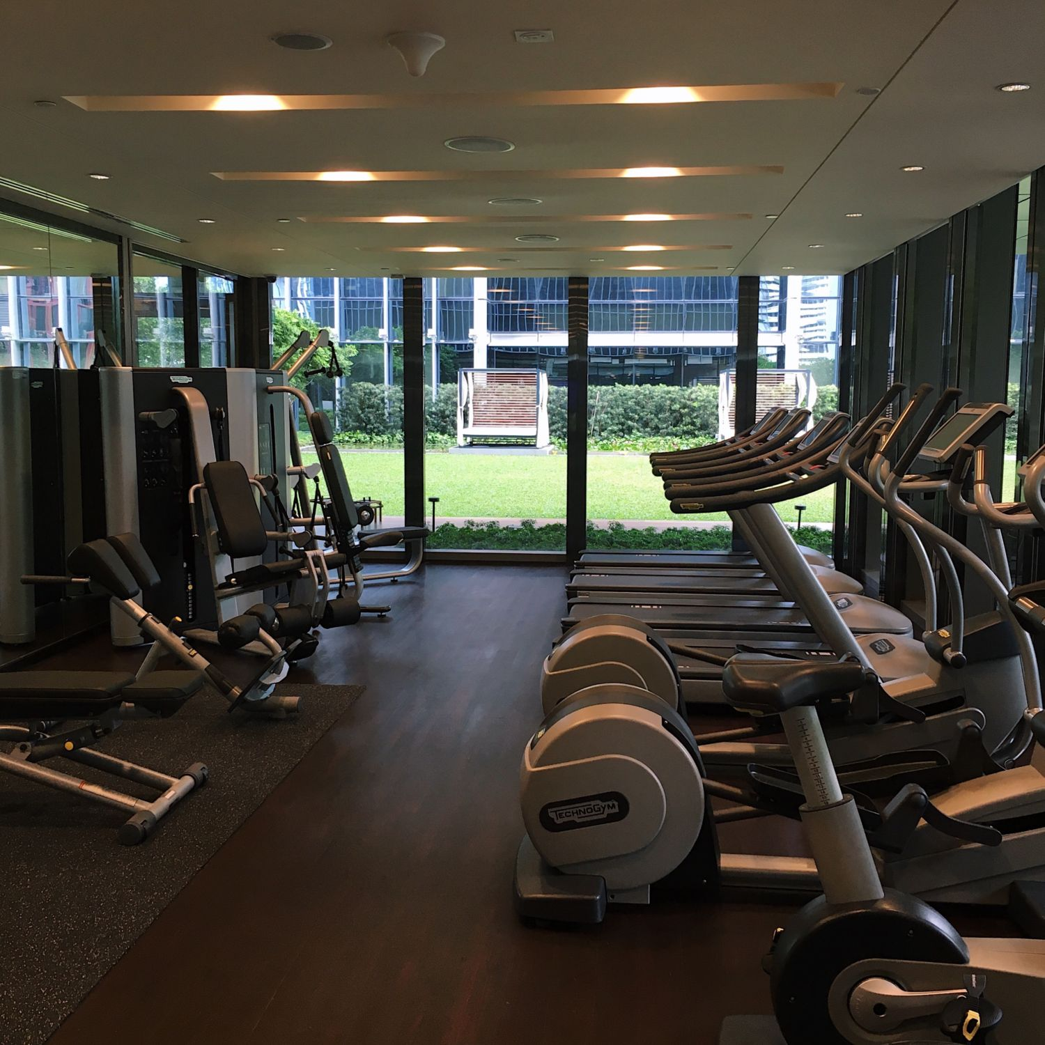 Sofitel Singapore City Centre - So Fit