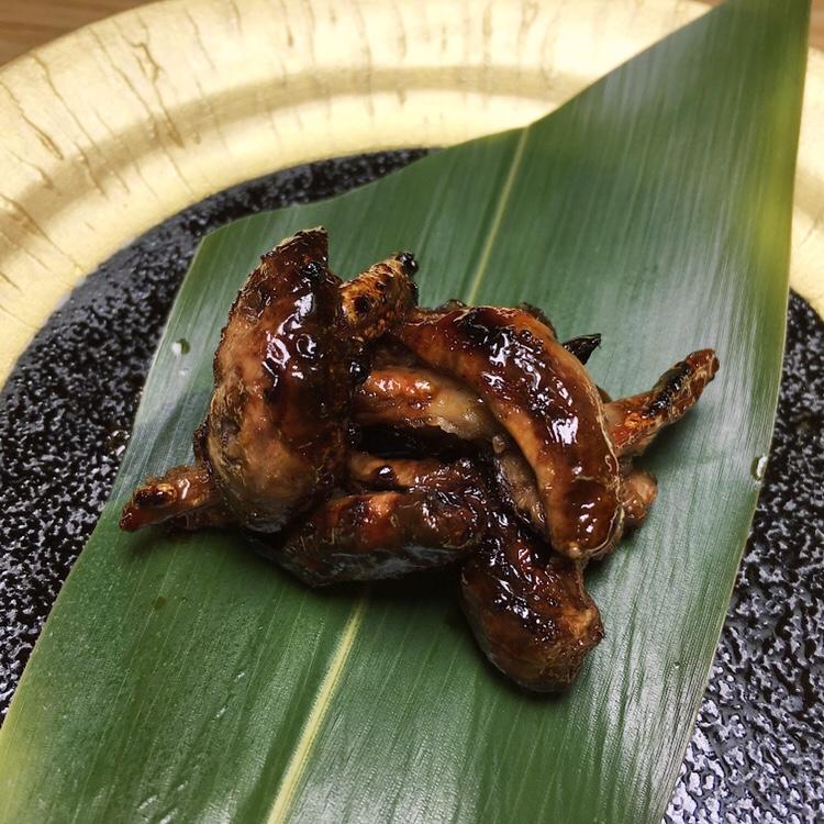 Eel Liver - Uya Singapore