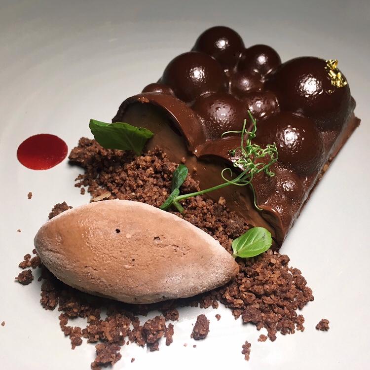 Textures of Chocolate - Origin Grill & Bar
