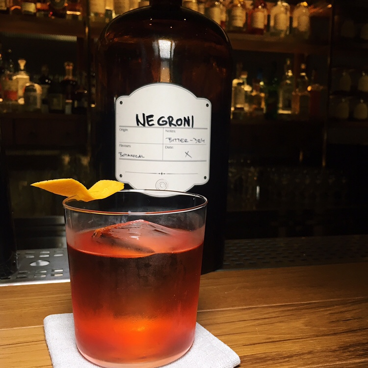 Negroni - Origin Grill & Bar