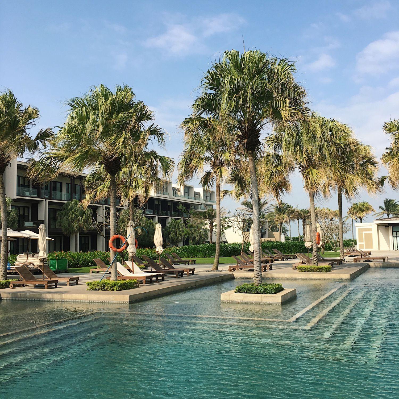 Hyatt Regency Danang Resort and Spa main pool world of hyatt