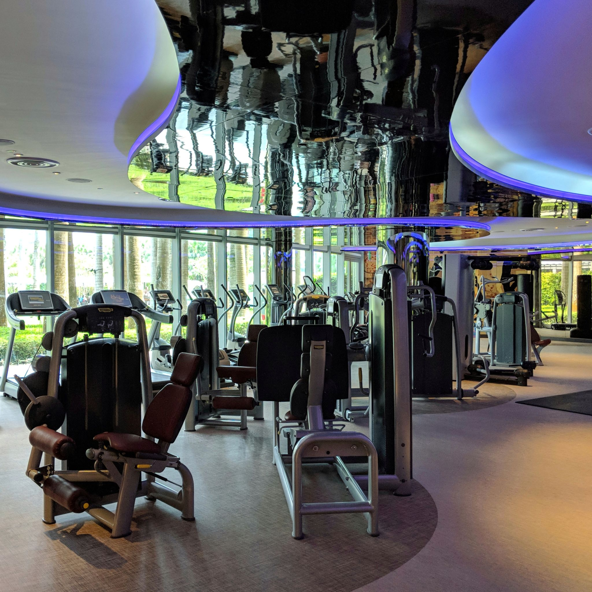w singapore gym