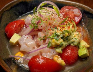 Restaurant Review: Kinou Restaurant – Tras Street Ceviche/Tartare Concept Is Light on Flavour