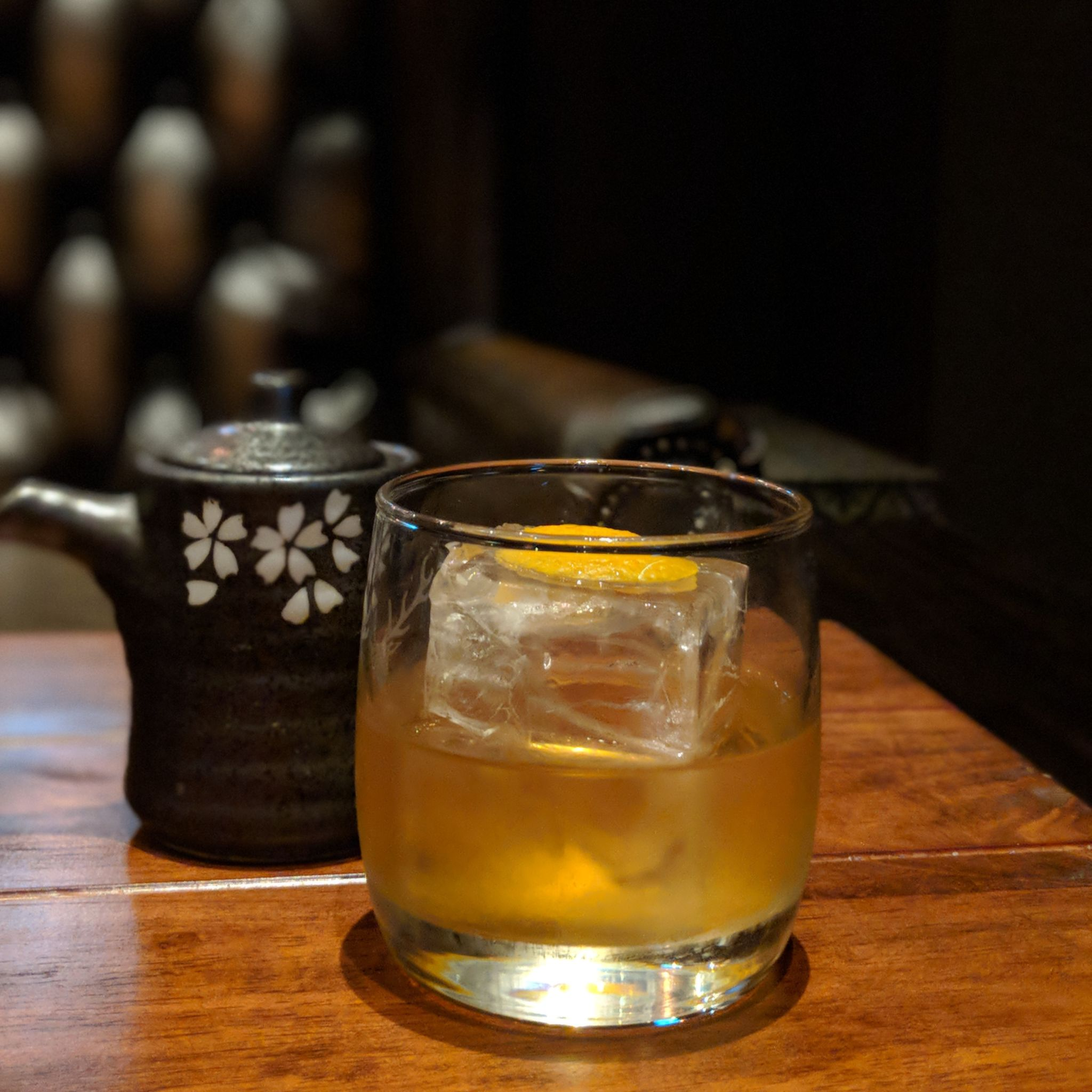 the cooperage old fashioned