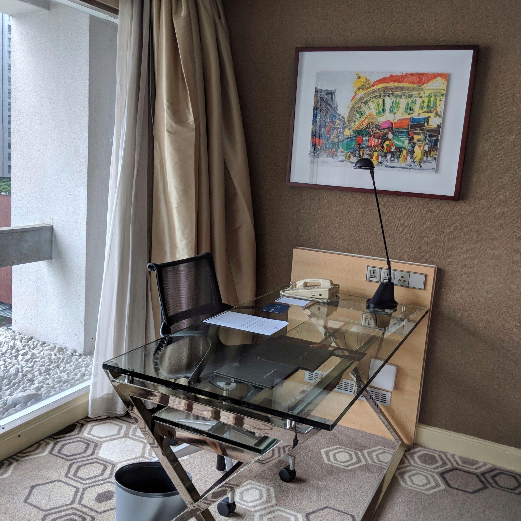 hilton singapore king hilton premium room