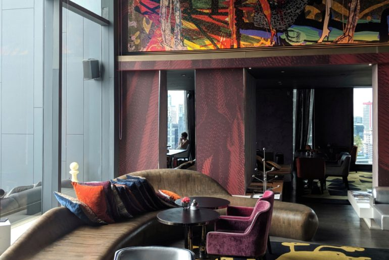 Hotel Review: SO Sofitel Bangkok (SO Suite) – Uber-Stylish Hotel Has Much Substance