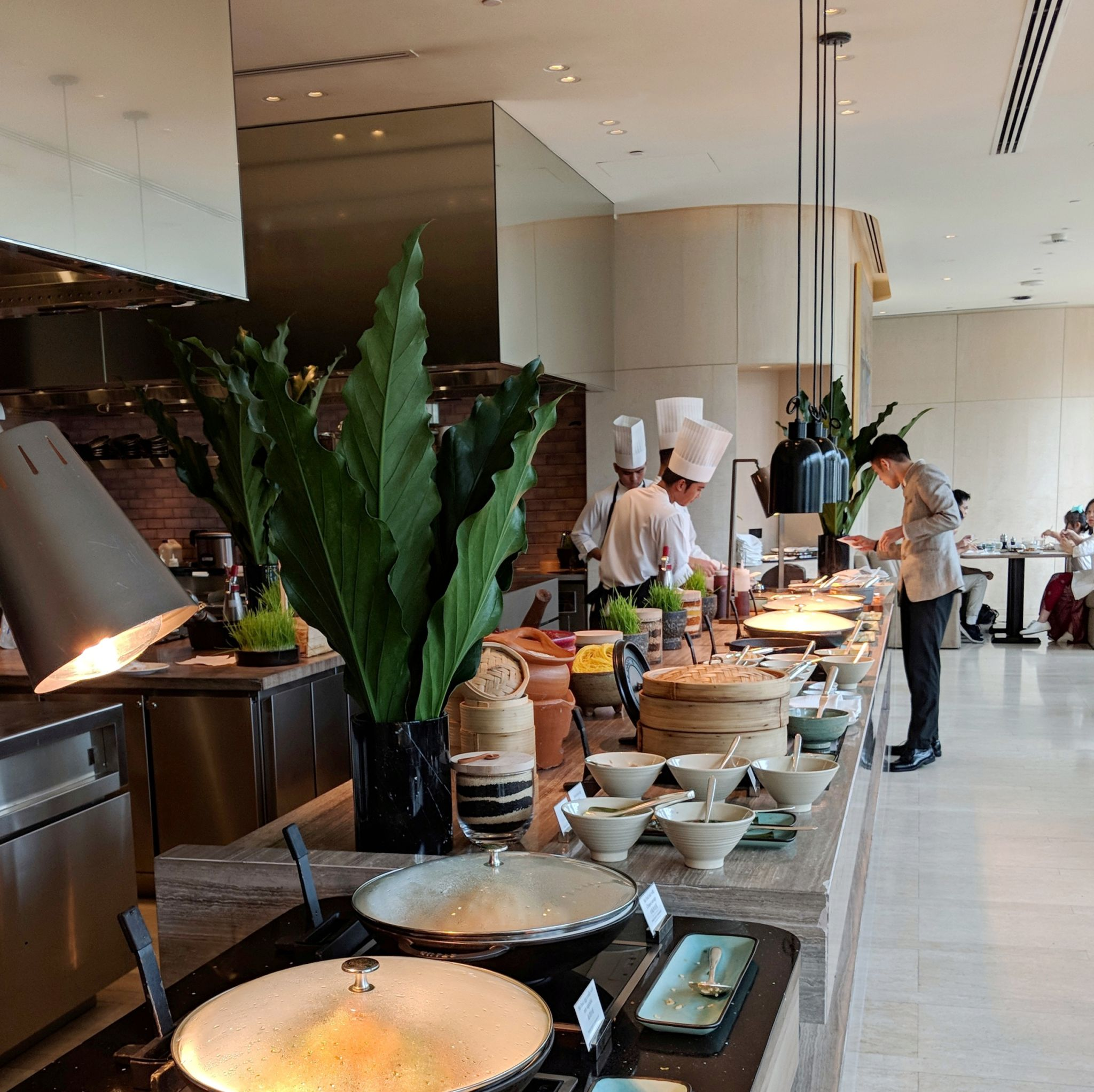 park hyatt bangkok the embassy room breakfast