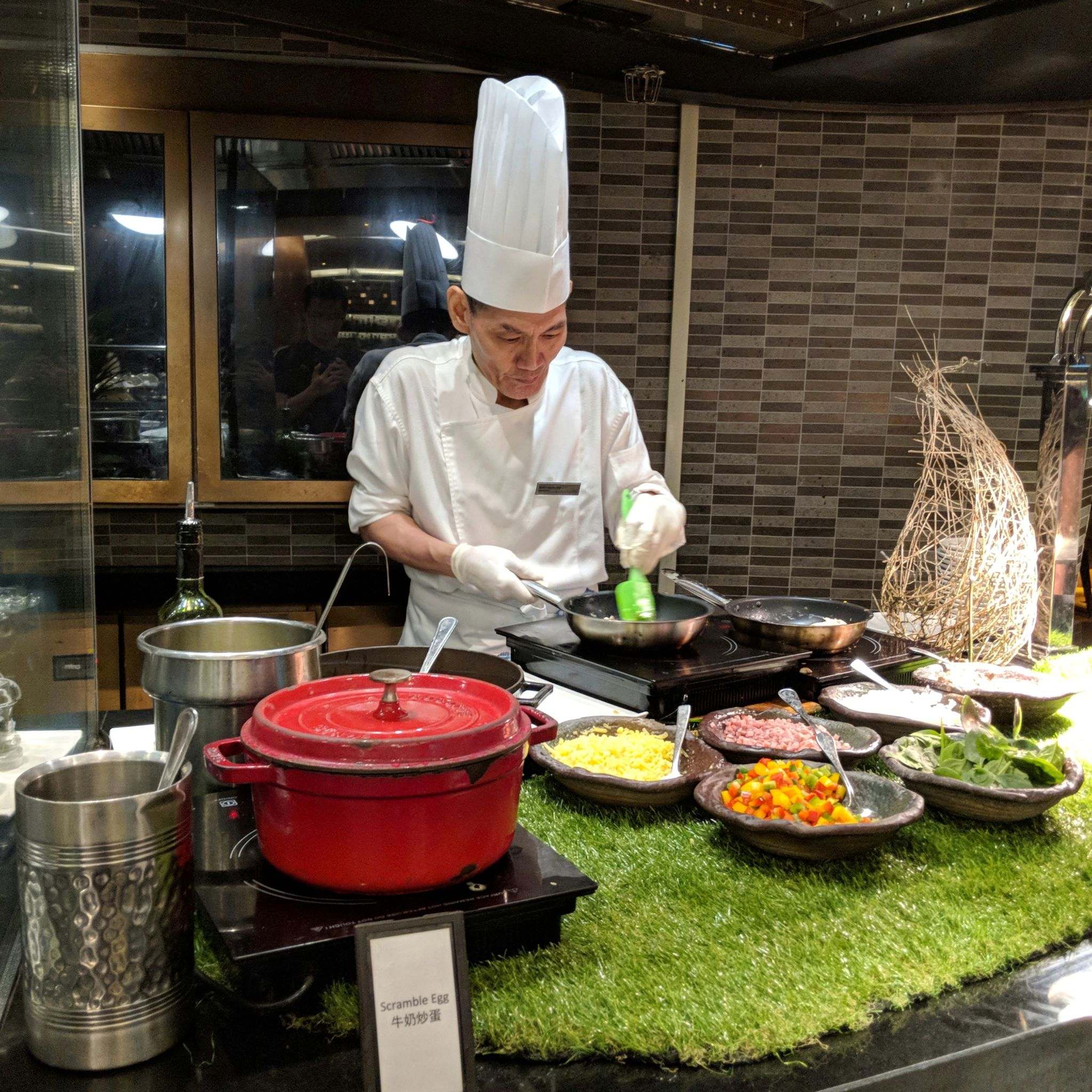 hilton singapore opus grill