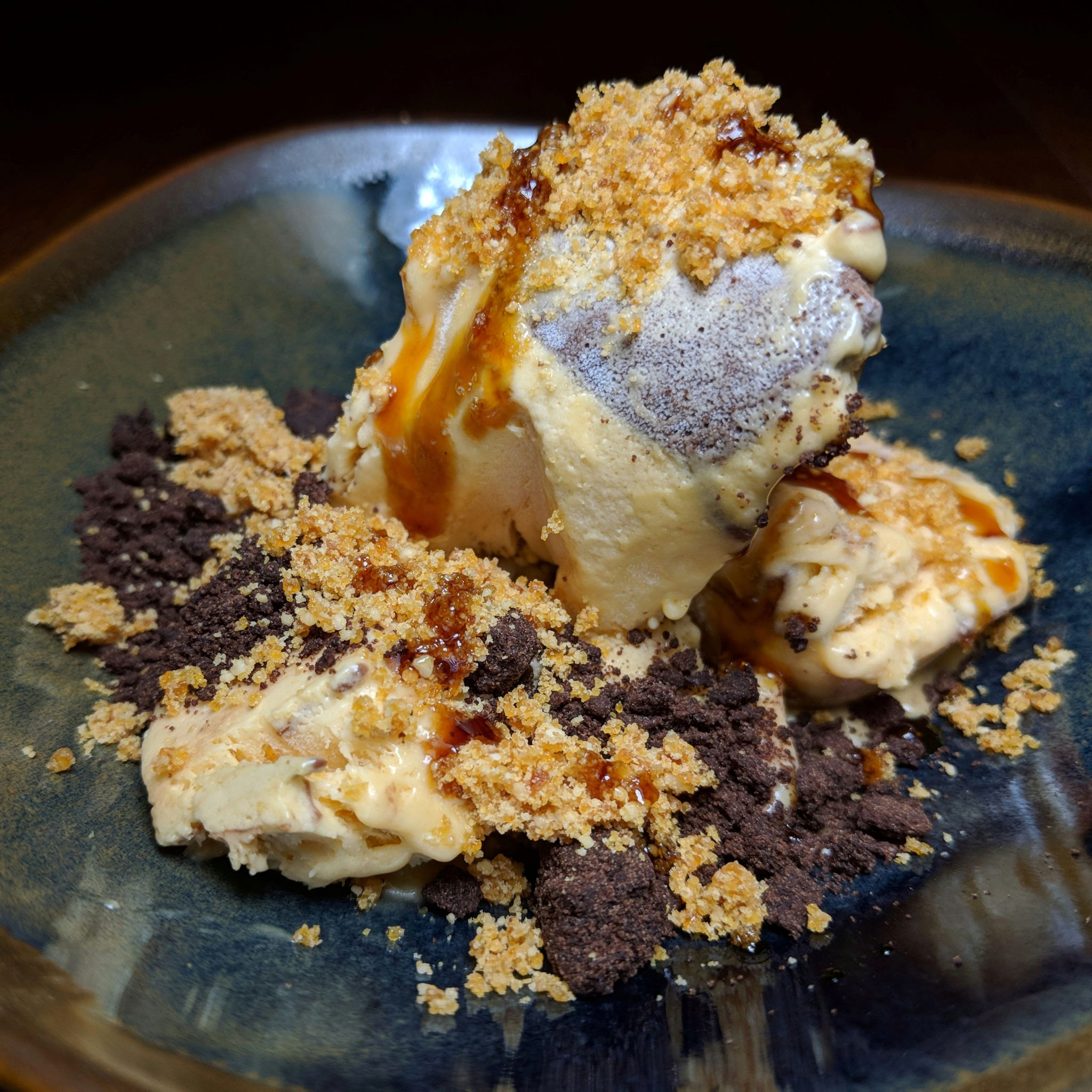 kinou restaurant chocolate dessert