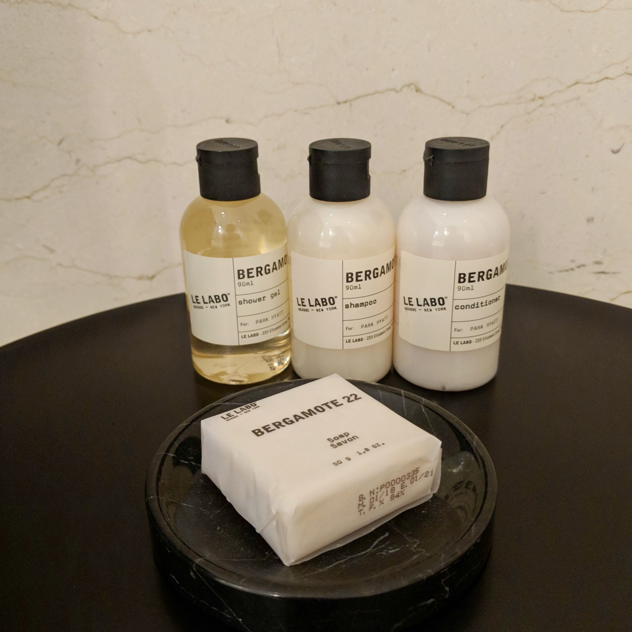 park hyatt bangkok park executive suite amenities