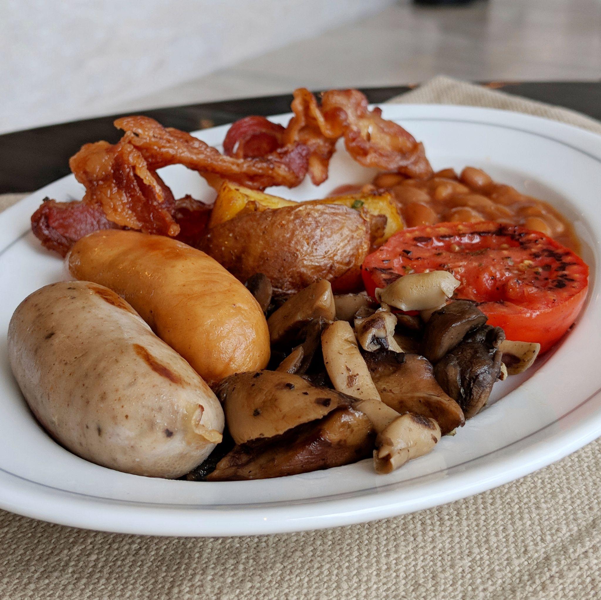 waldorf astoria bangkok the brasserie breakfast western breakfast