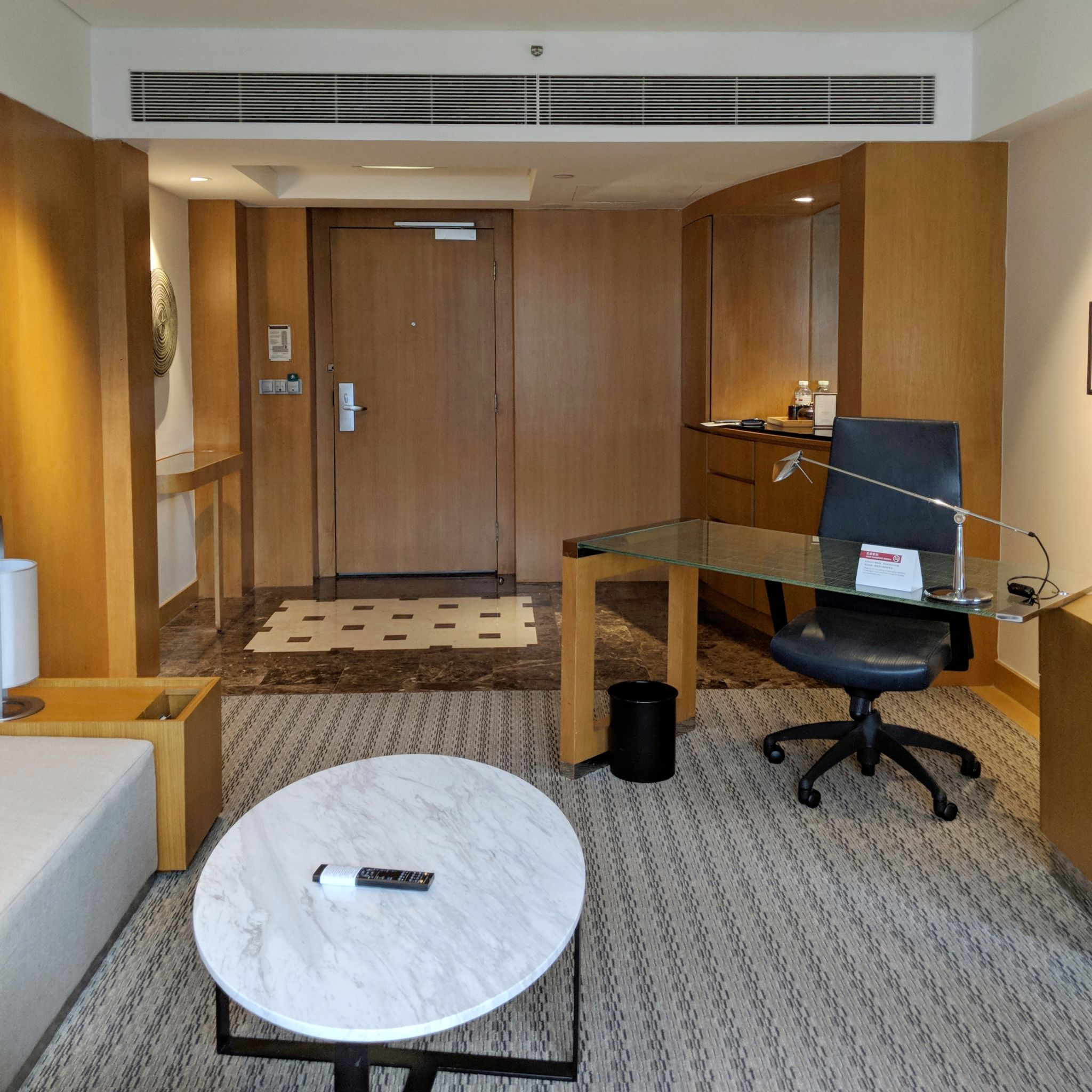 grand hyatt singapore king club room