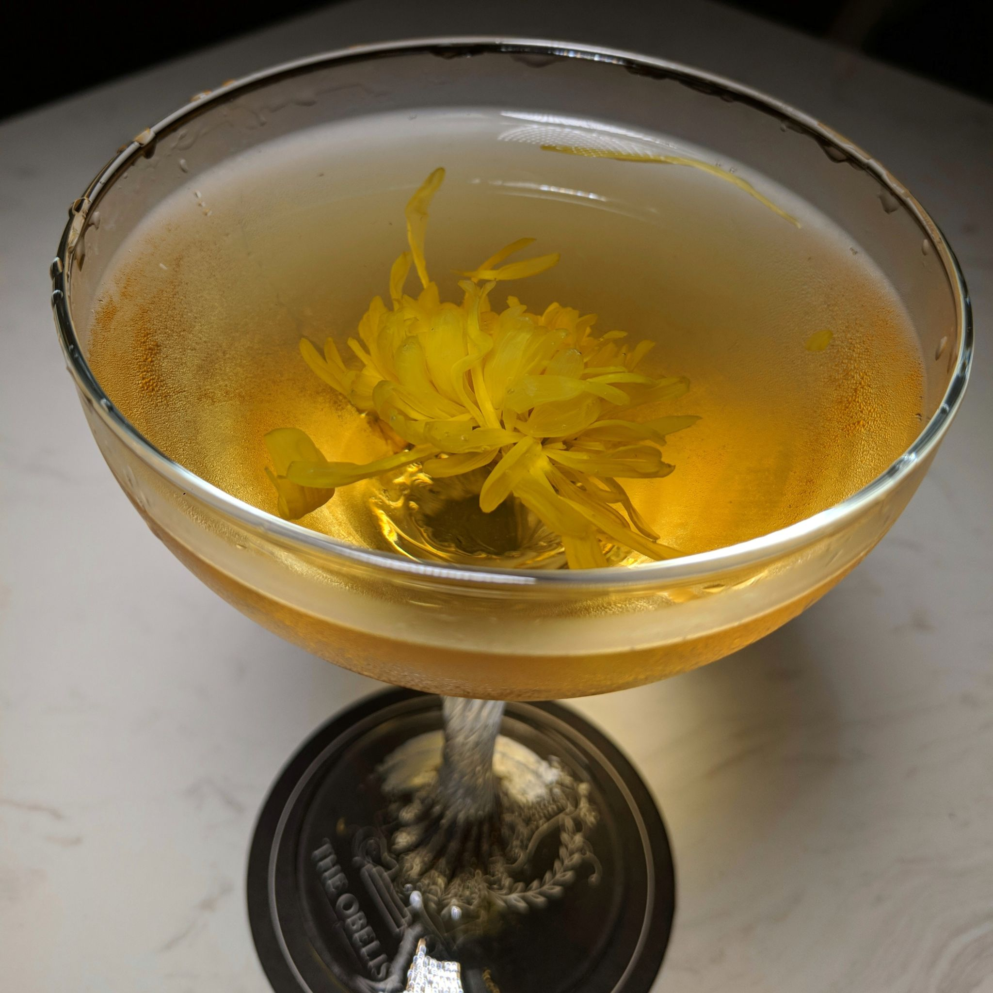 the obelisk cocktail flora ivory