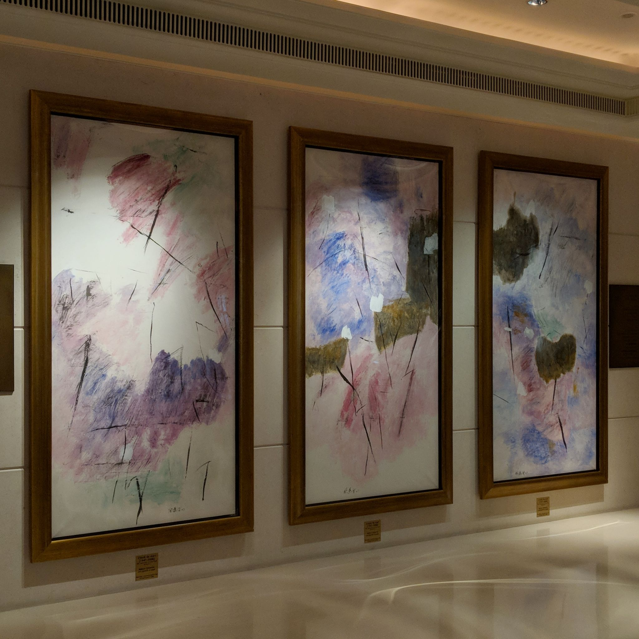 the st. regis singapore paintings