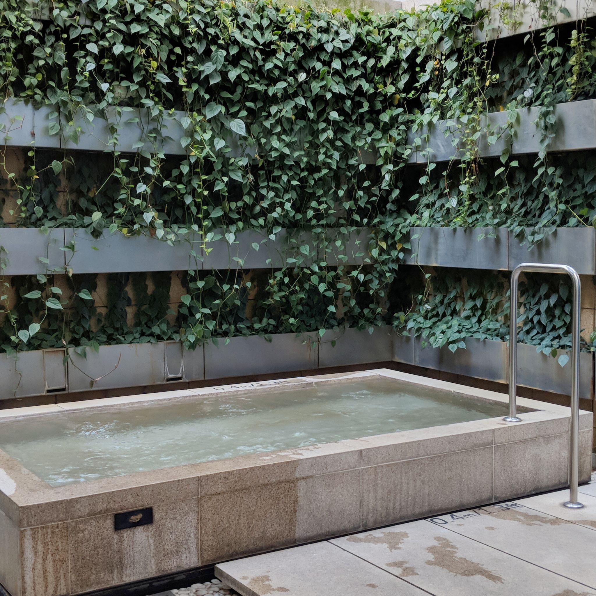 the st. regis singapore remede spa spa garden