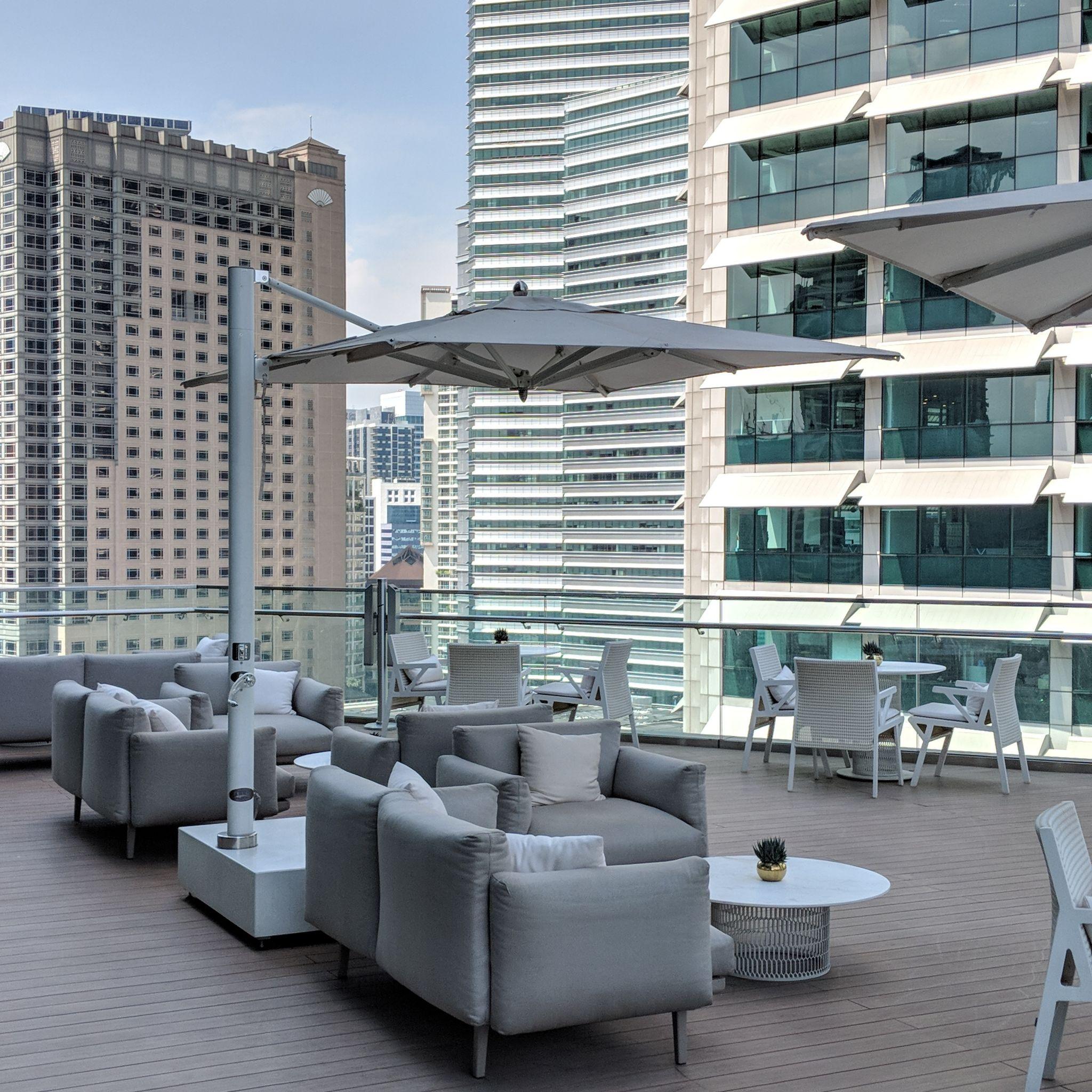 Four Seasons Kuala Lumpur Executive Lounge