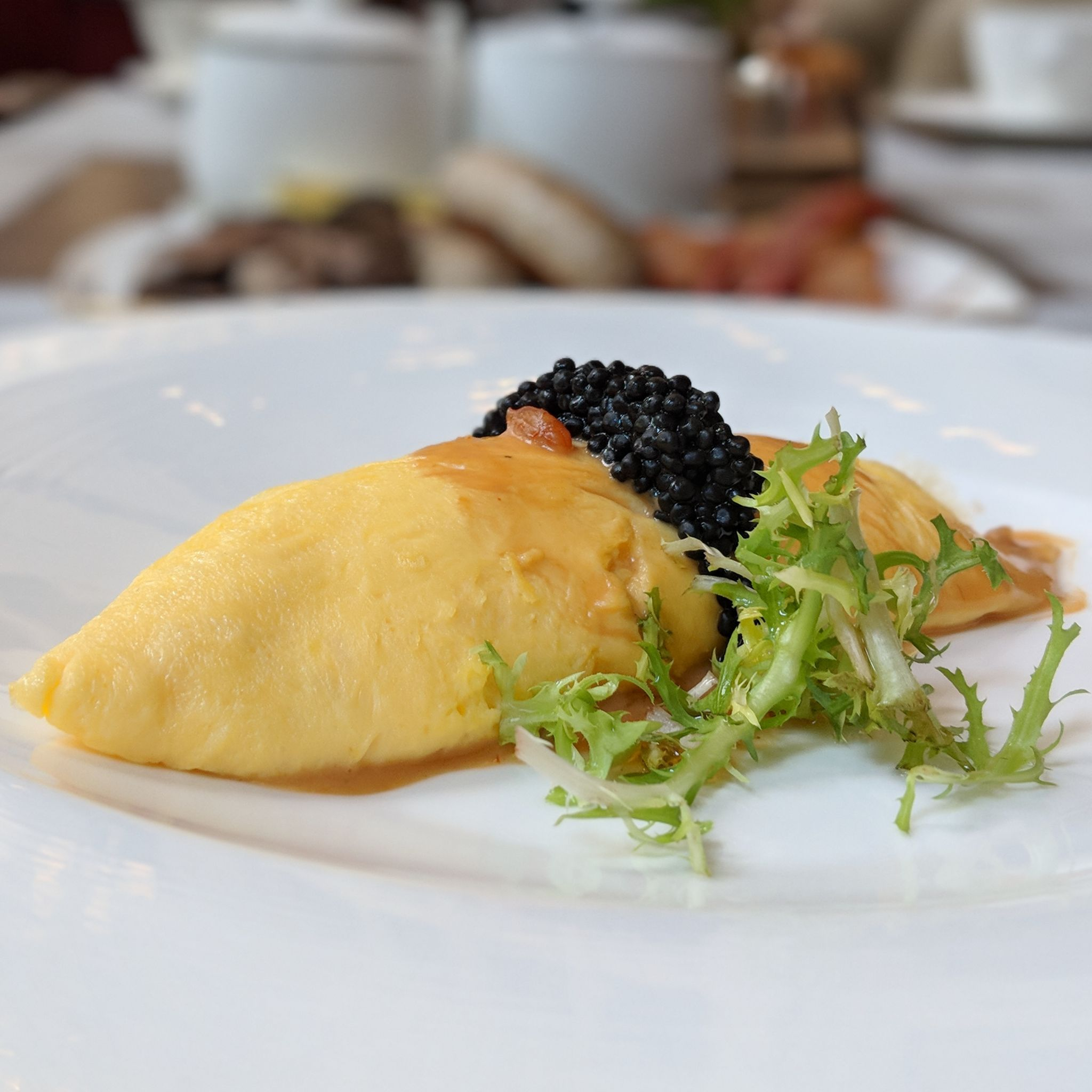 the st. regis singapore brasserie les saveurs breakfast