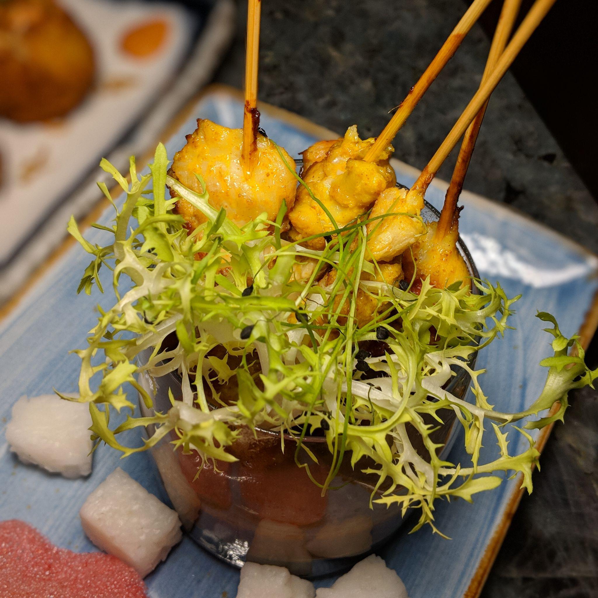 Four Seasons Kuala Lumpur Bar Trigona