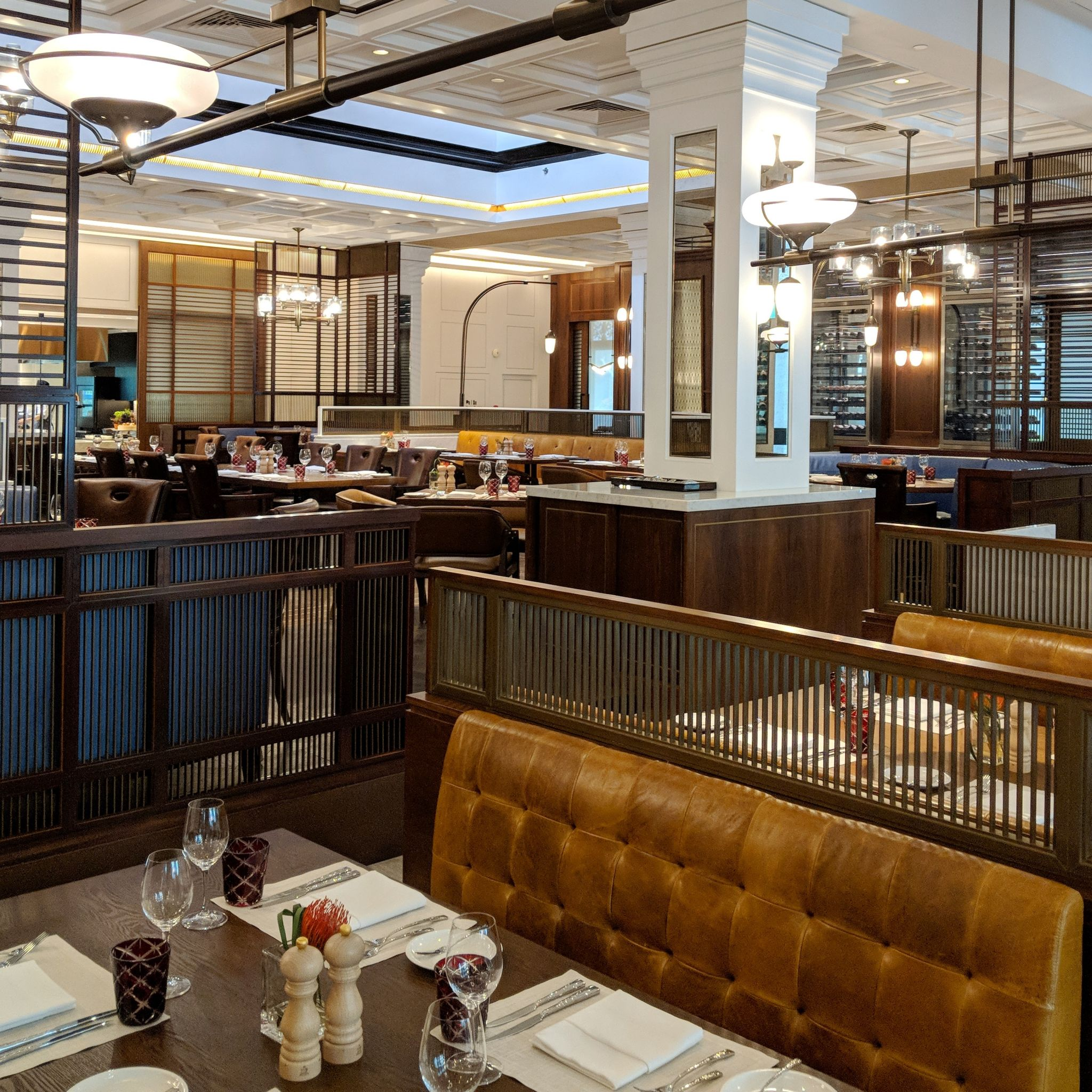 The Capitol Kempinski Hotel Singapore 15 stamford restaurant