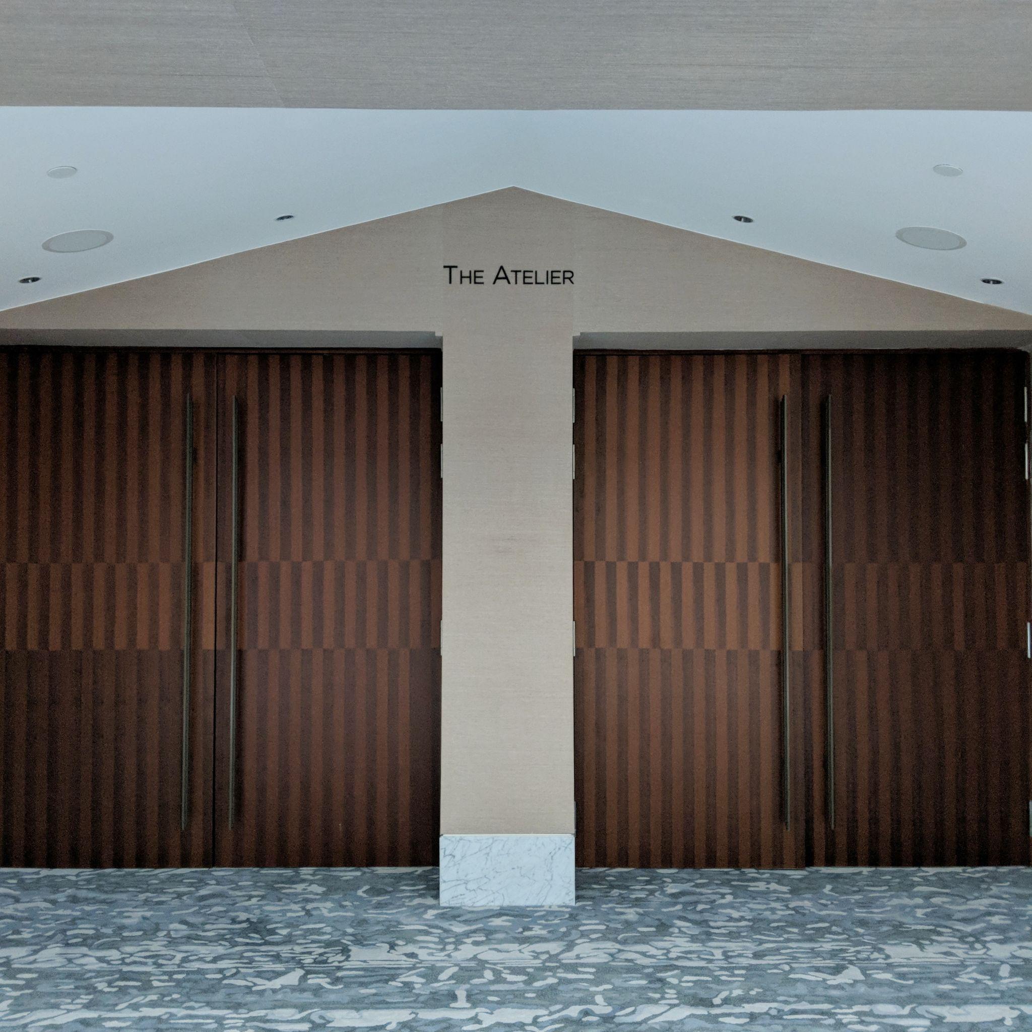 The Capitol Kempinski Hotel Singapore the atelier