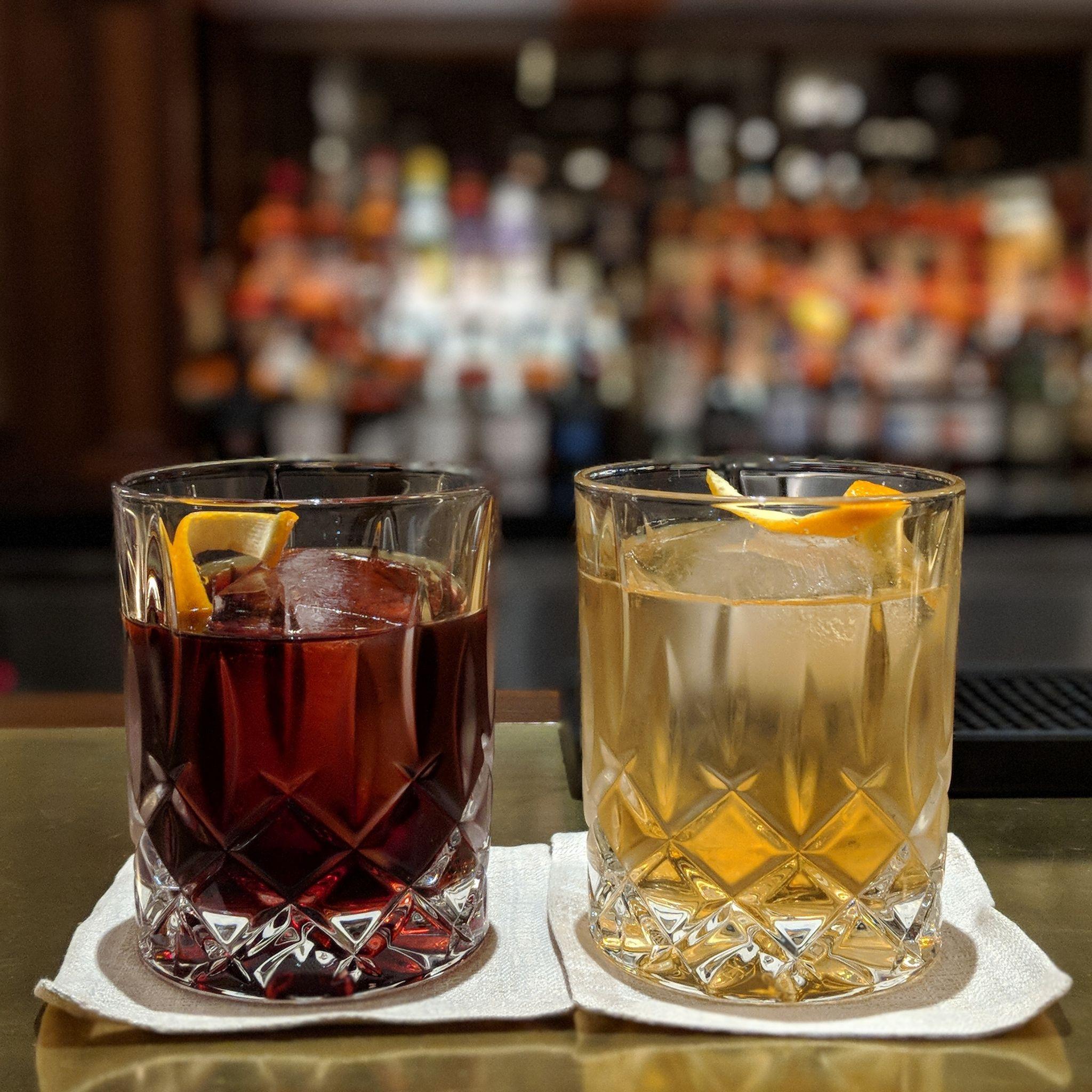 The Capitol Kempinski Hotel Singapore The Bar Cocktails