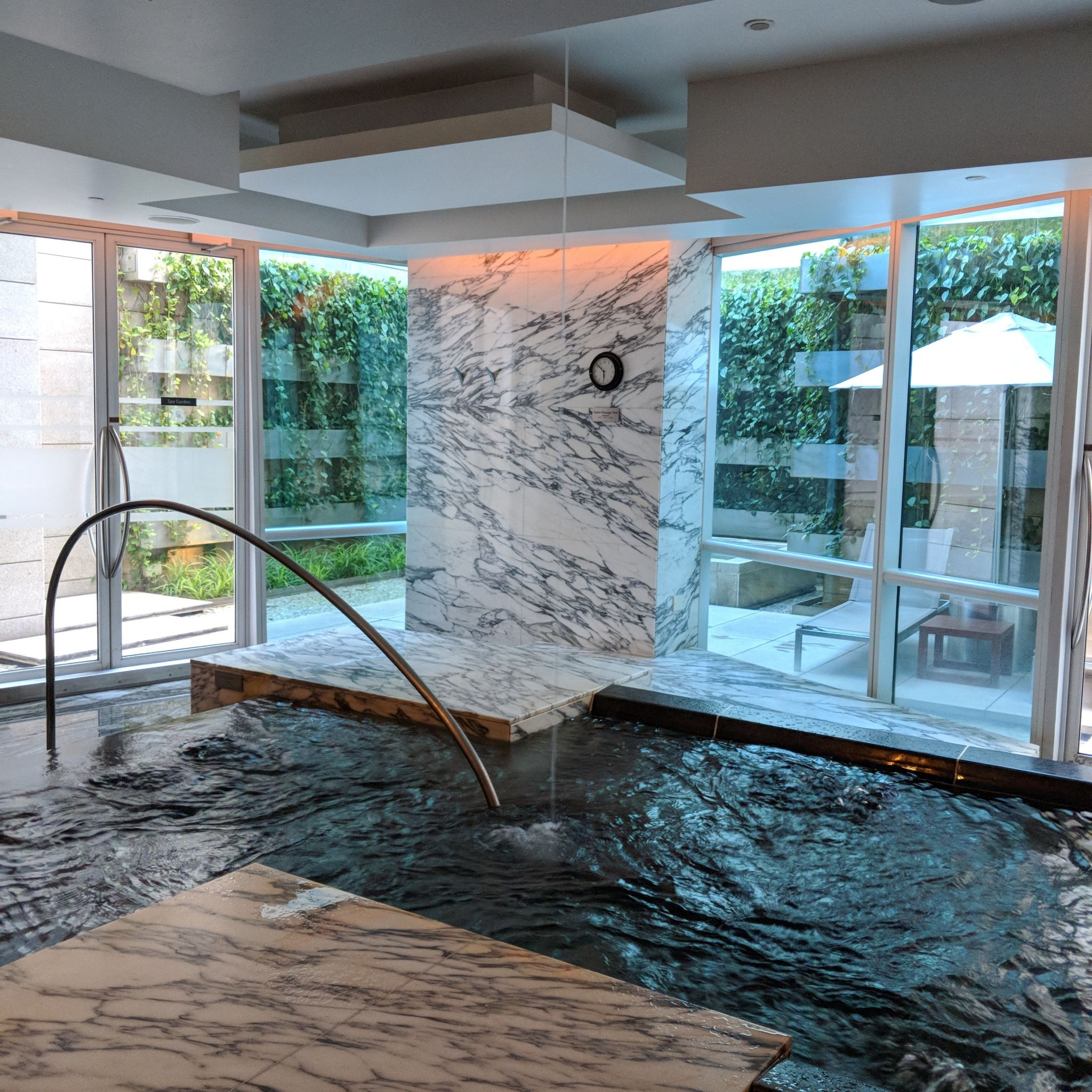 the st. regis singapore remede spa wet lounge