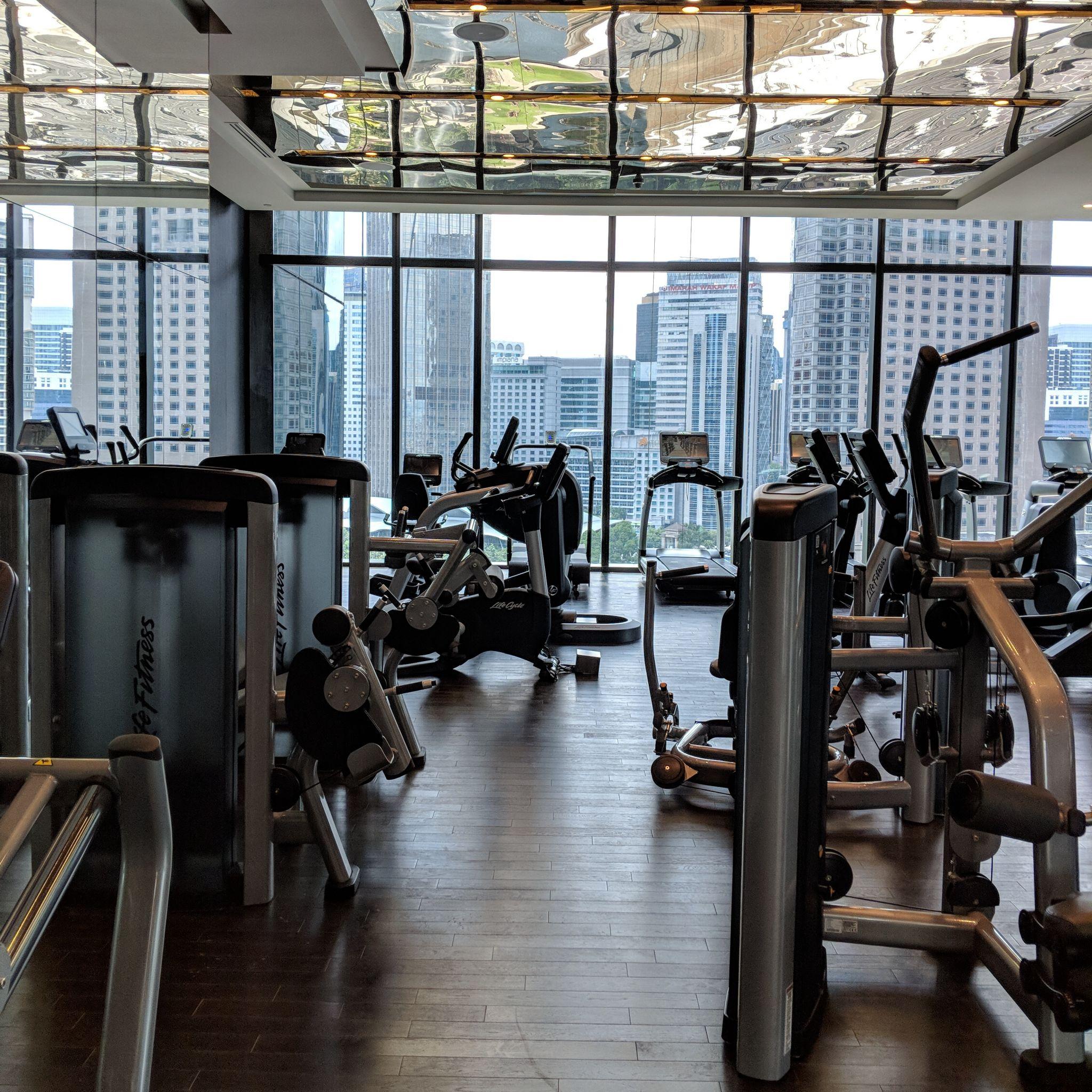Four Seasons Kuala Lumpur Gym