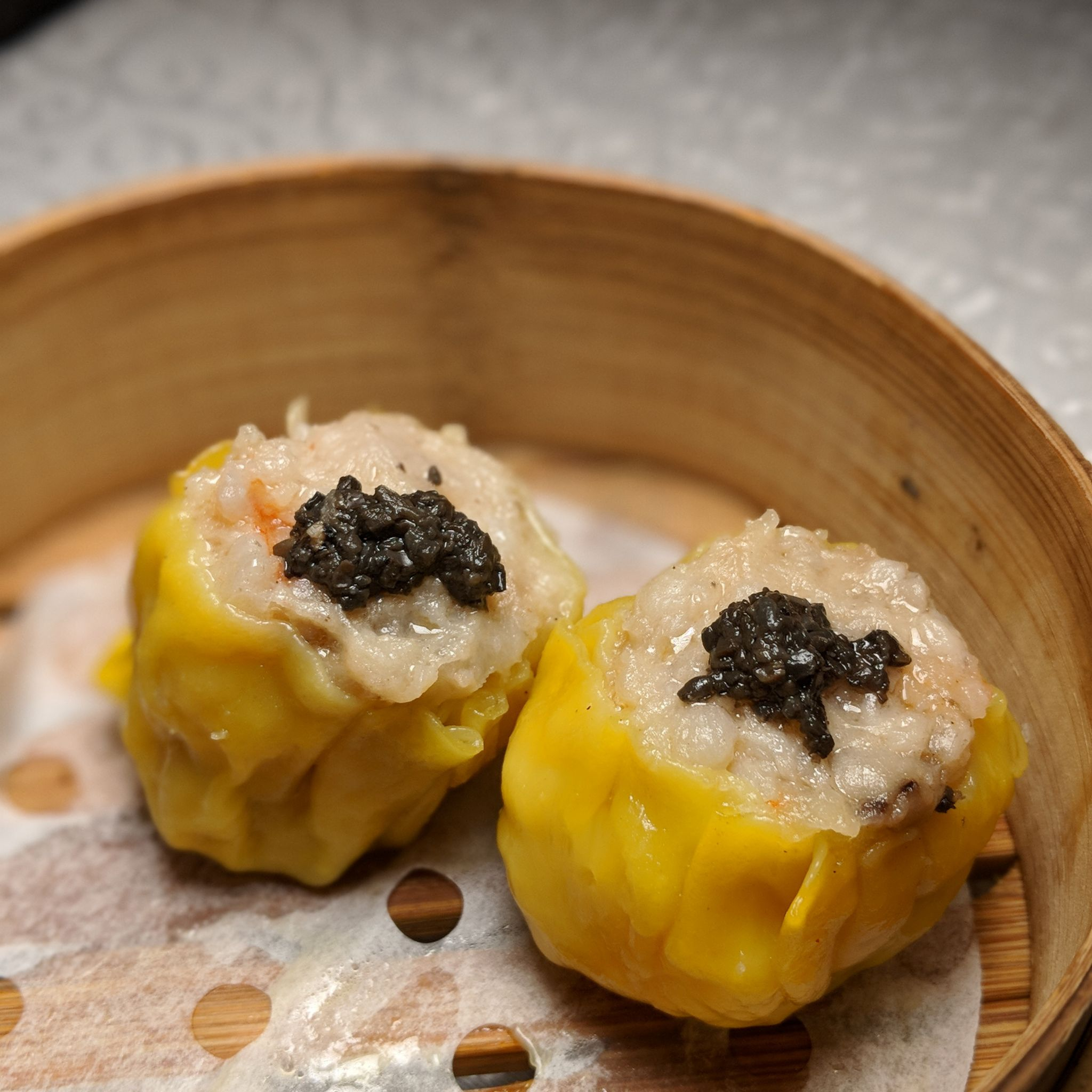 The St. Regis Singapore Yan Ting Champagne Dim Sum Brunch