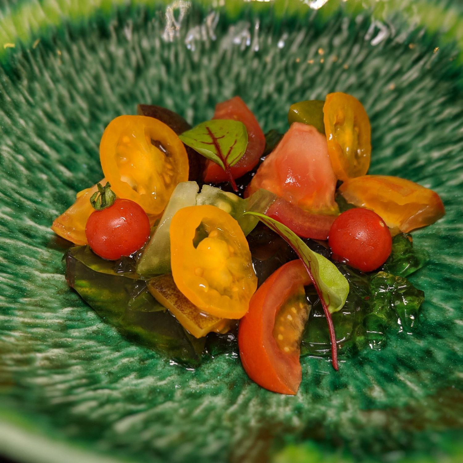 rizu 5 kinds tomato salad