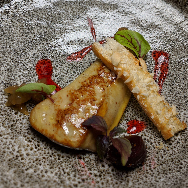 rizu foie gras