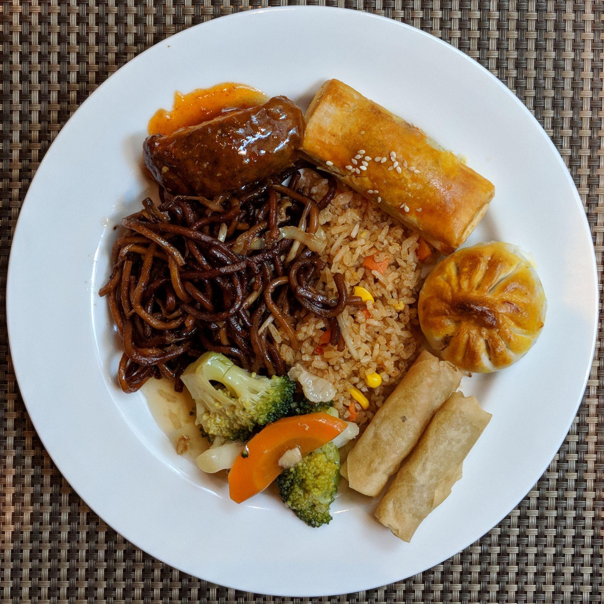pan pacific singapore edge breakfast